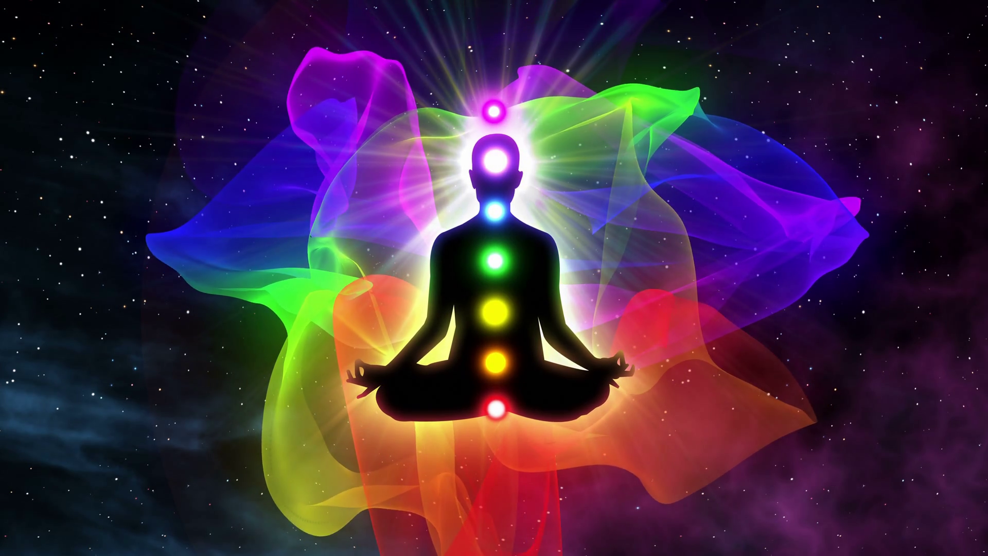 Chakras are Entry Gates of the Universal life energy