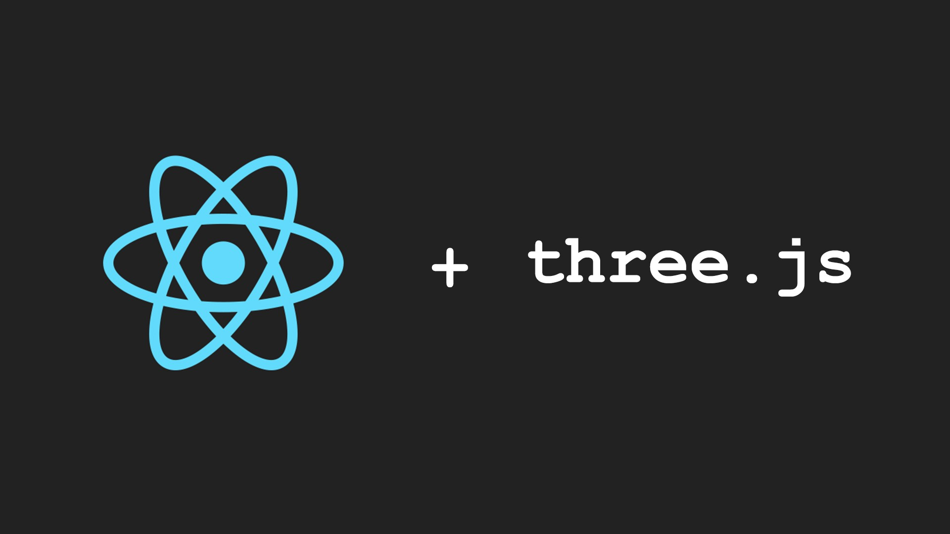 How to use plain Three js in your React apps - ITNEXT