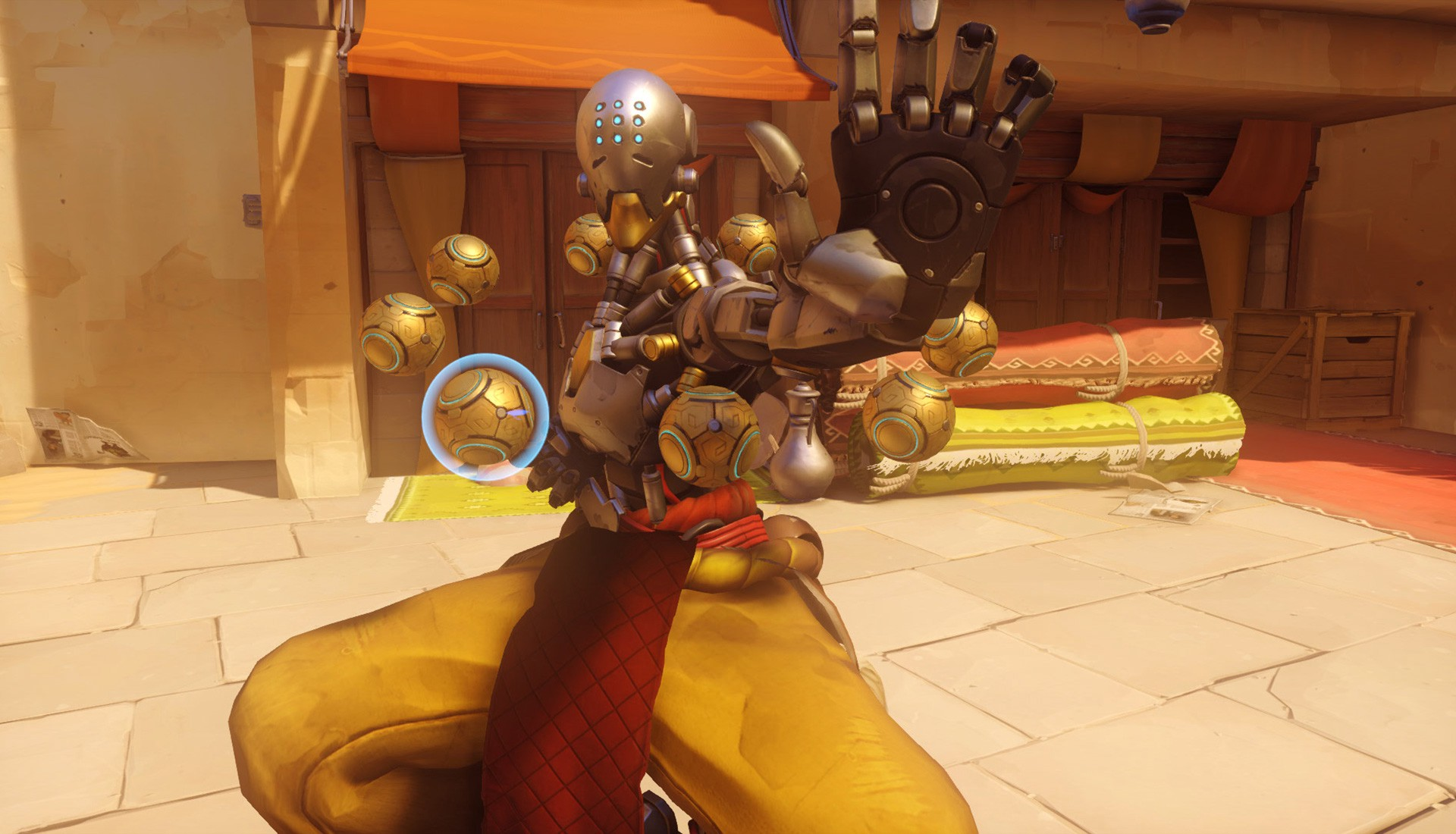 Overwatch: Zenyatta Receives Quality of Life Change on PTR