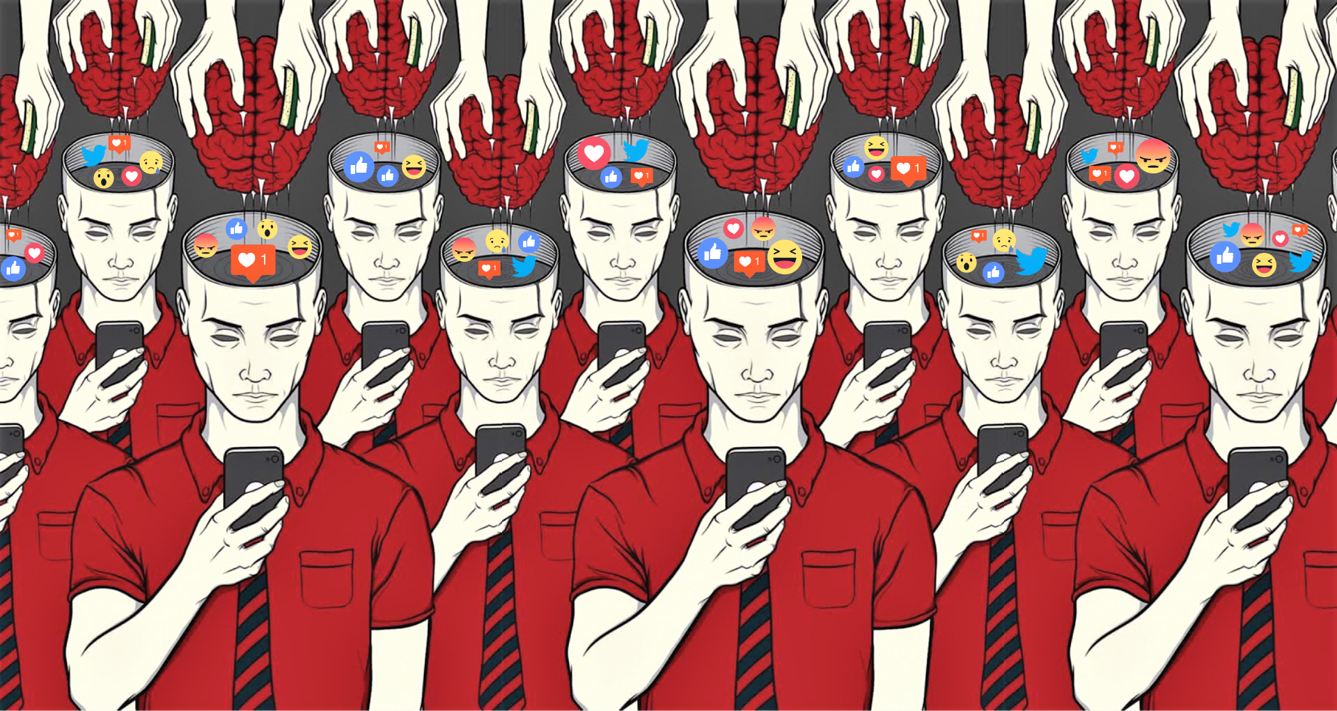 Social Media Giants Are Hacking Your Brain — This is How