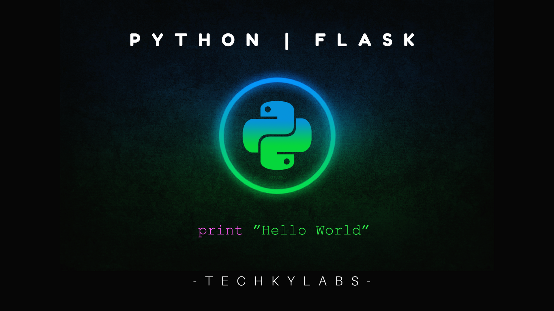 Getting Started with Python Flask framework (Part 2)