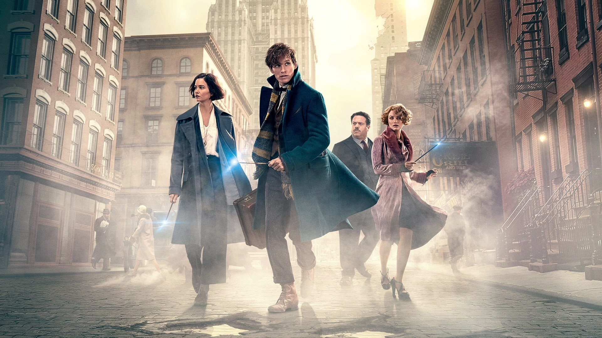 fantastic beasts and where to find them online free 123movies