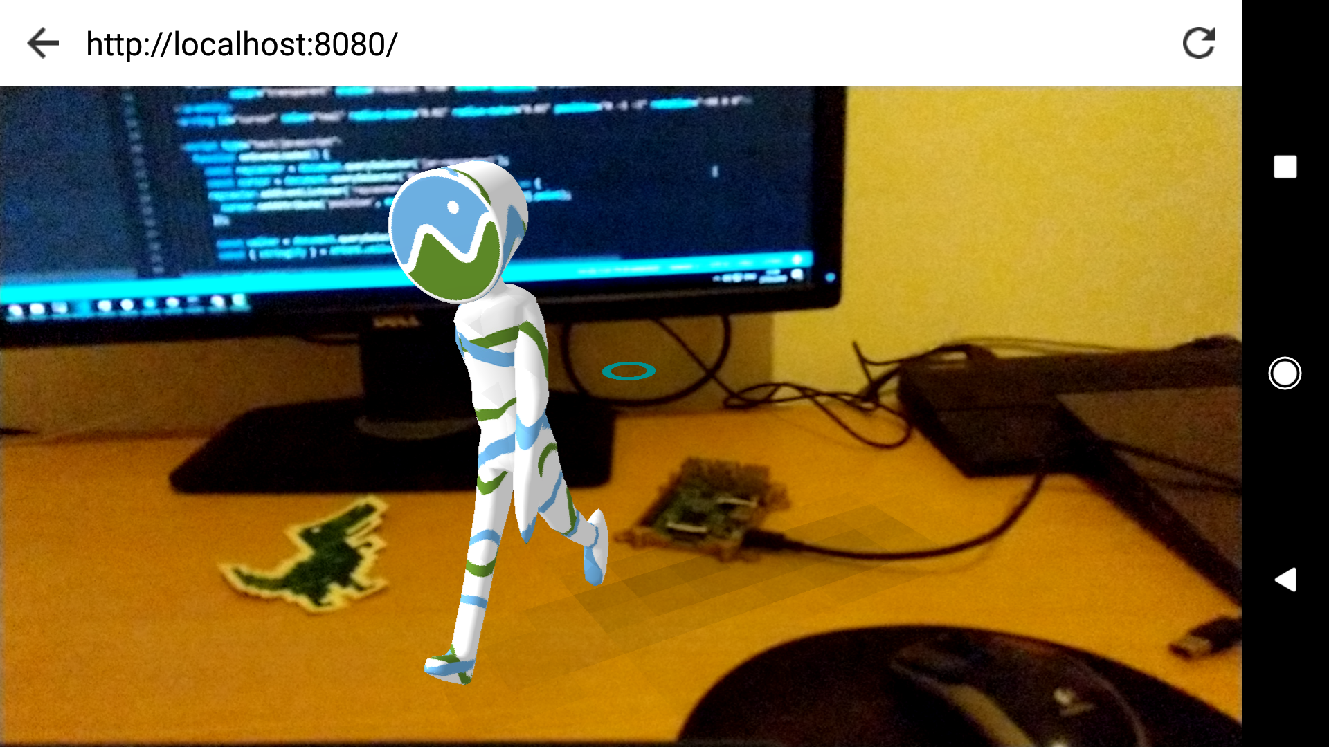 Web-Powered Augmented Reality: a Hands-On Tutorial - Uri