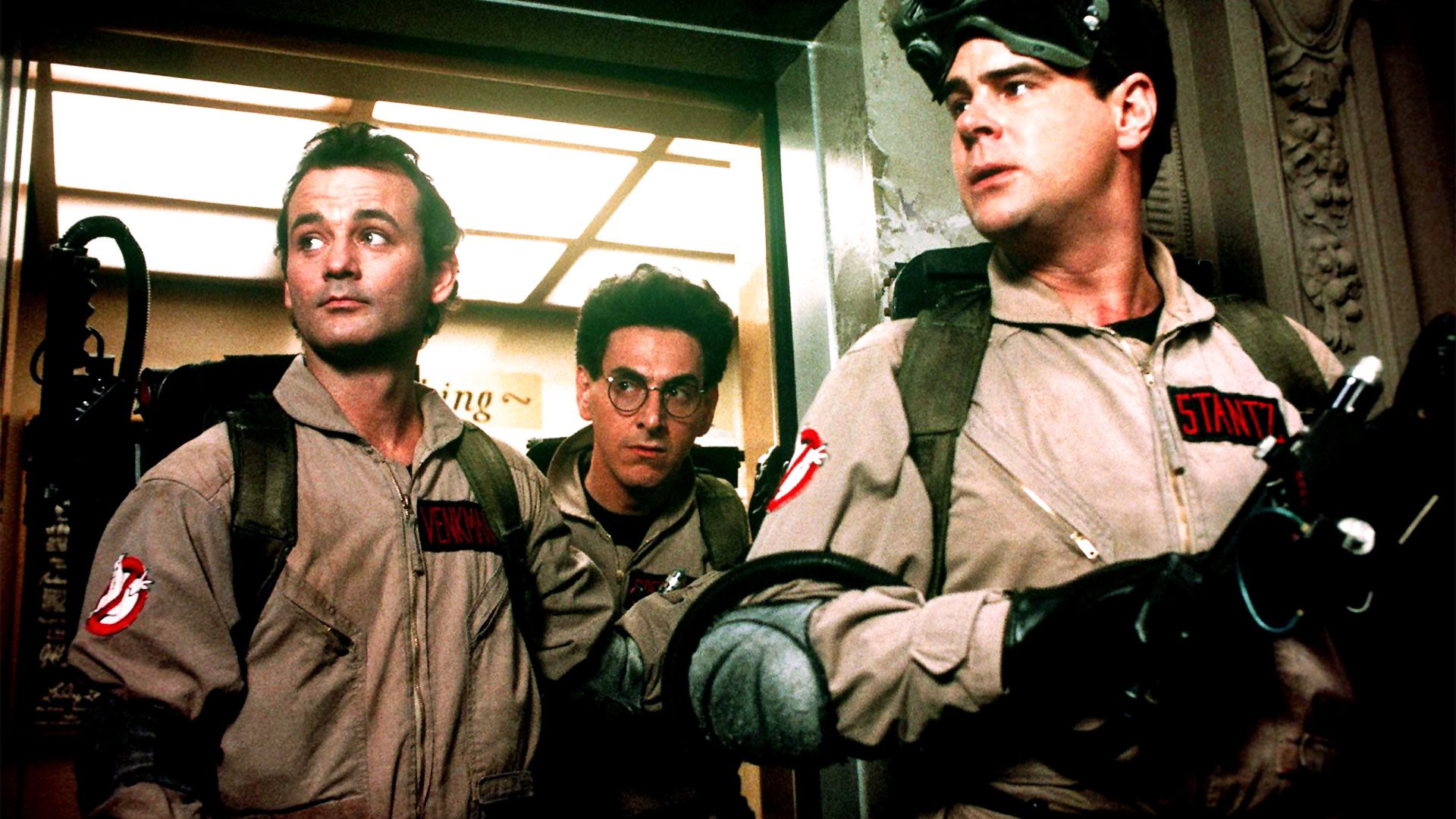 Ghostbusters 1984 Film Review By Dan Owen Dans Media Digest