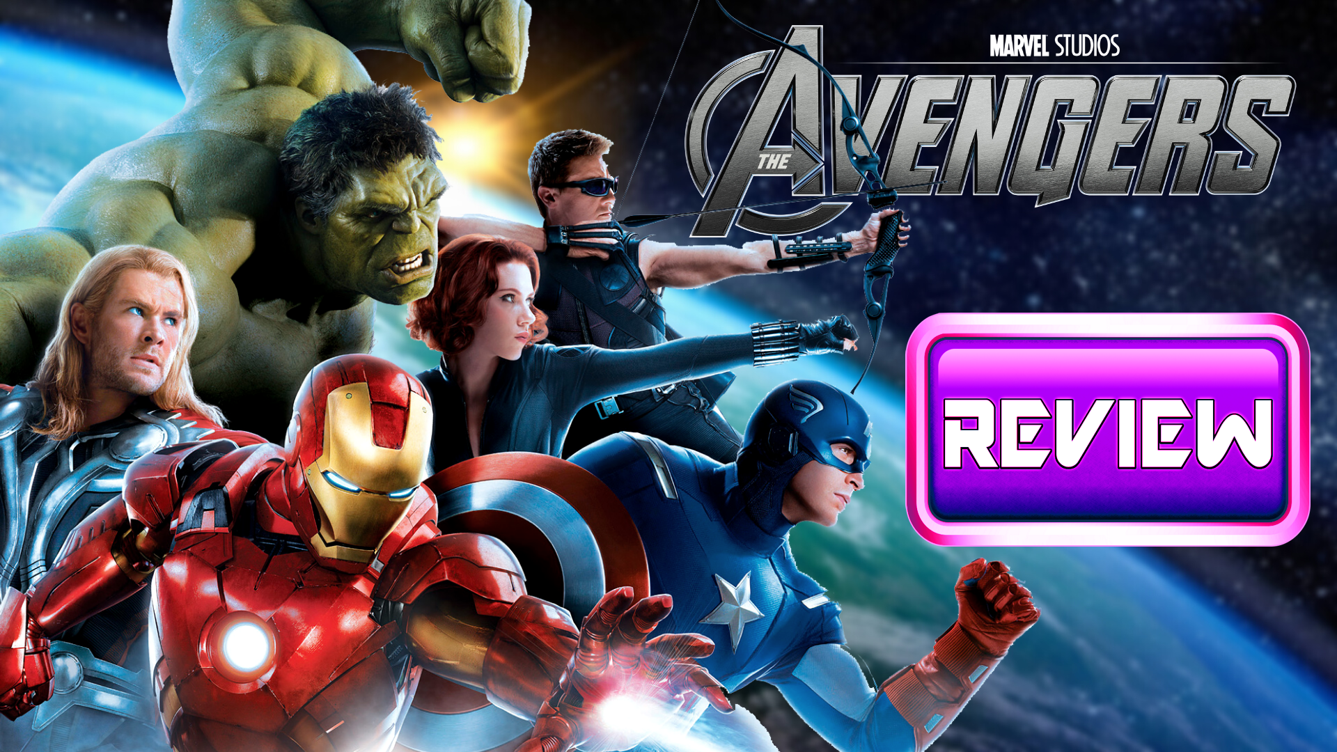 The Avengers 2012 Mini Review The Analytic Critic By Kyle Wiseman Marvel Cinematic Universe Reviews Medium