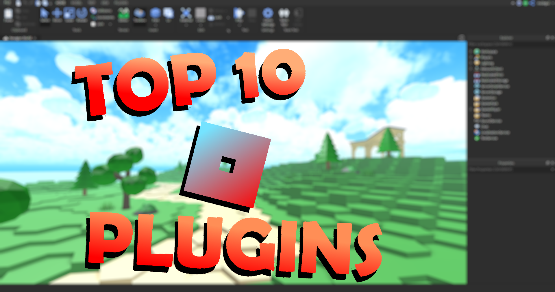 Top 10 Best Plugins On Roblox Molegul Medium - roblox how does the game choose a spawn location