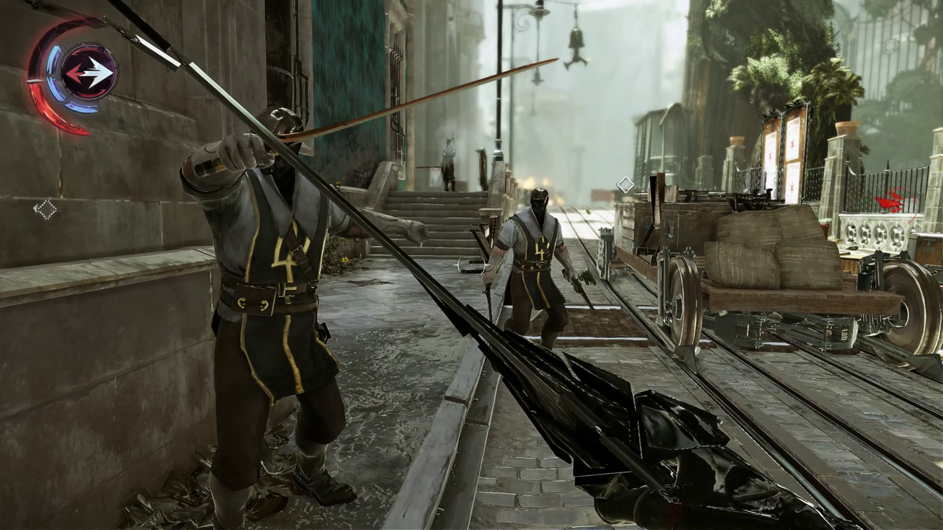 Review Dishonored Death Of The Outsider Tasta