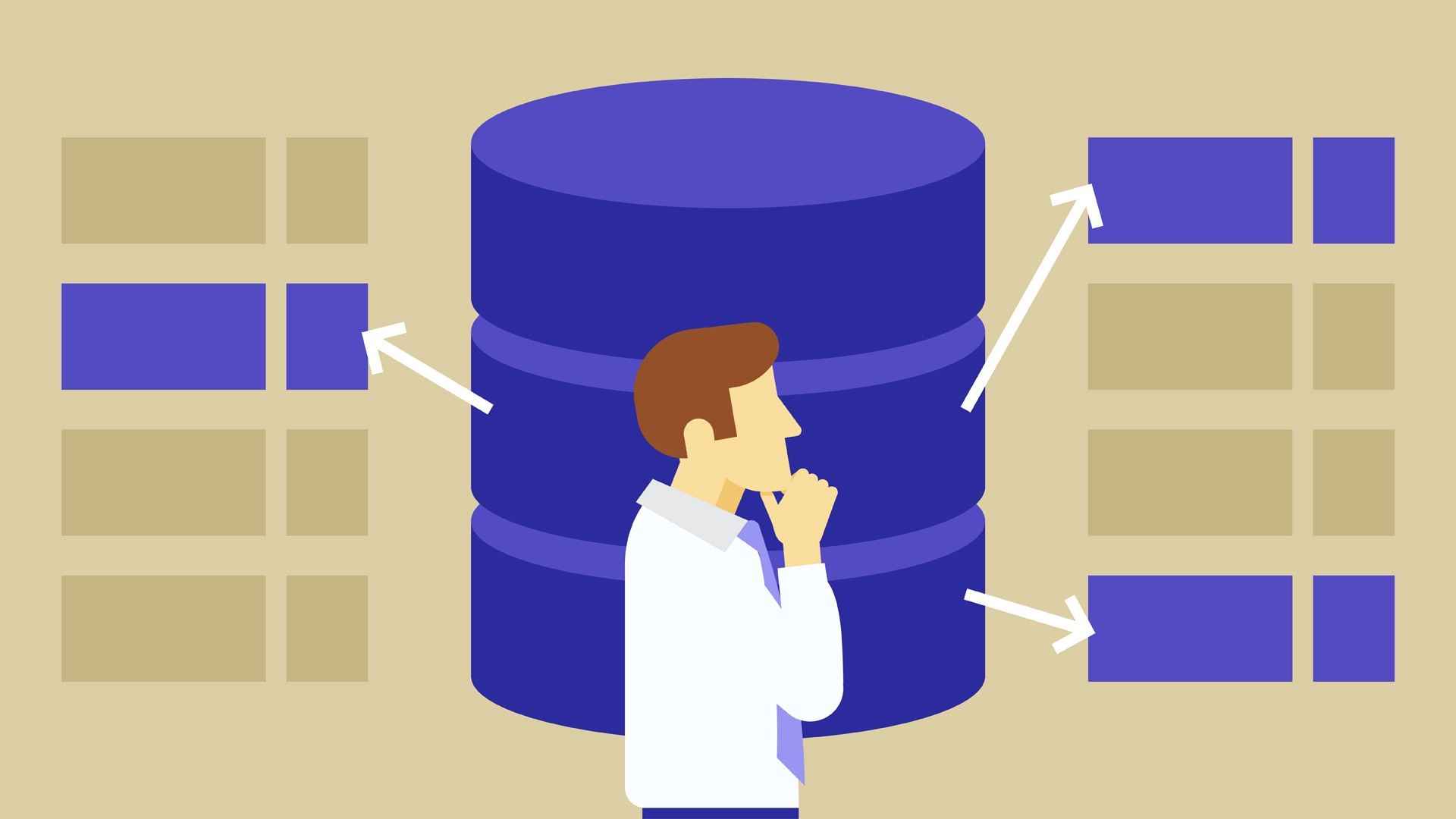 An Introduction to Big Data: Relational Database - Cracking The Data