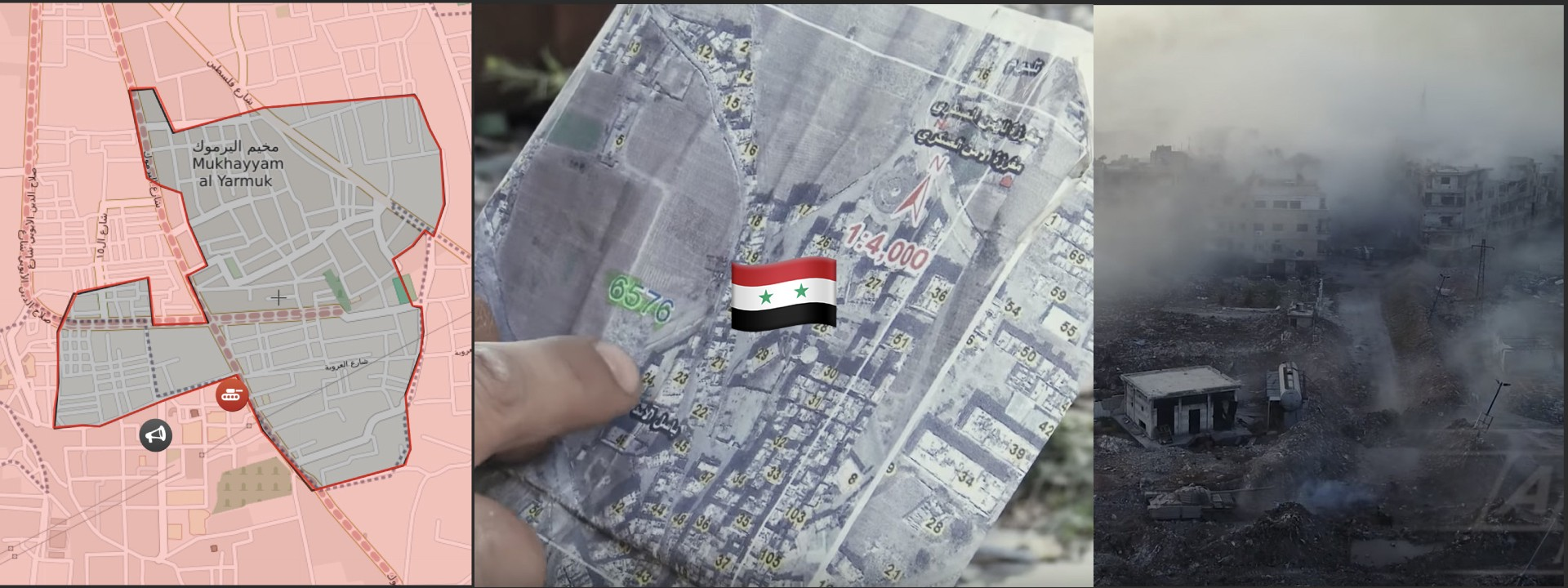 BreakingSyria: The Battle for the Last ISIS Bastion in Damascus