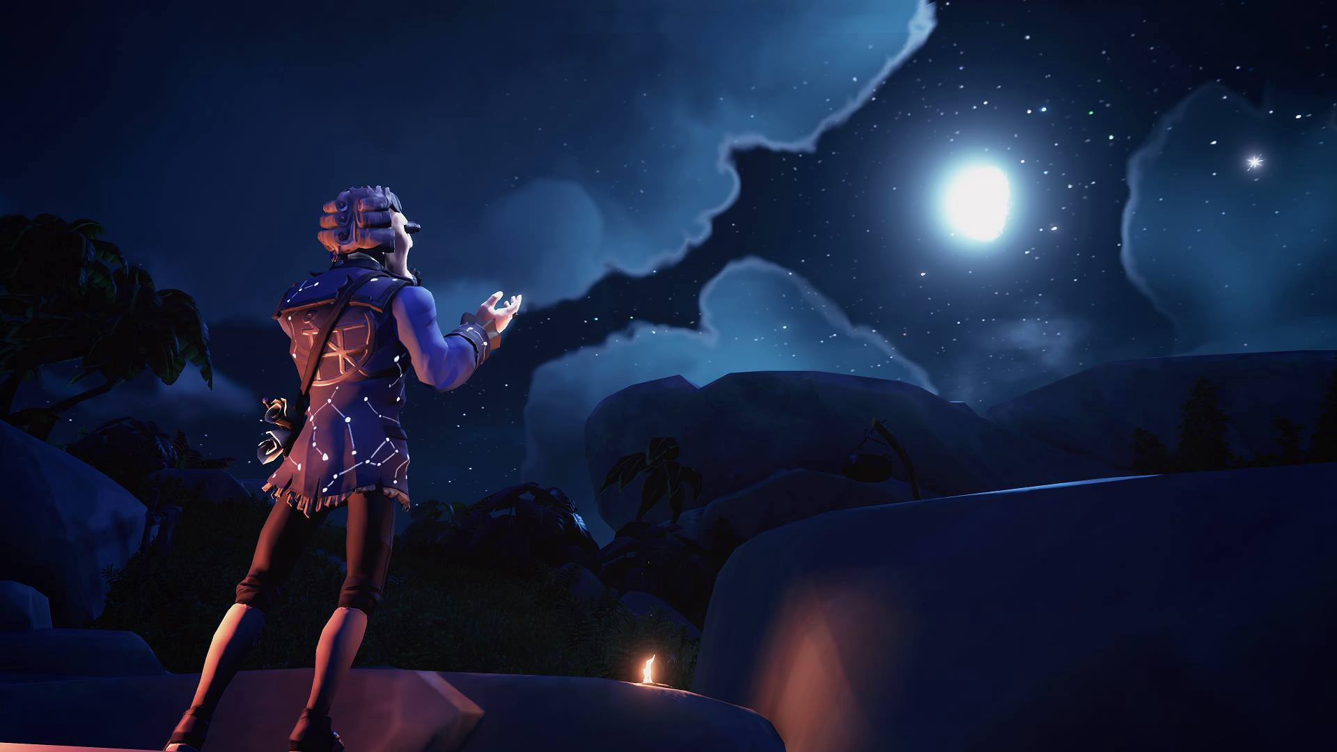 Sea of Thieves Tall Tales: Shores of Gold — #4 Stars of a Thief