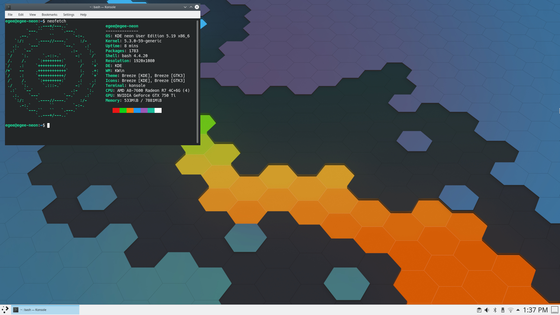 Kde Neon 5 19 Overview The Rapidly Updated Software Repository By Egee Distro Delves Medium