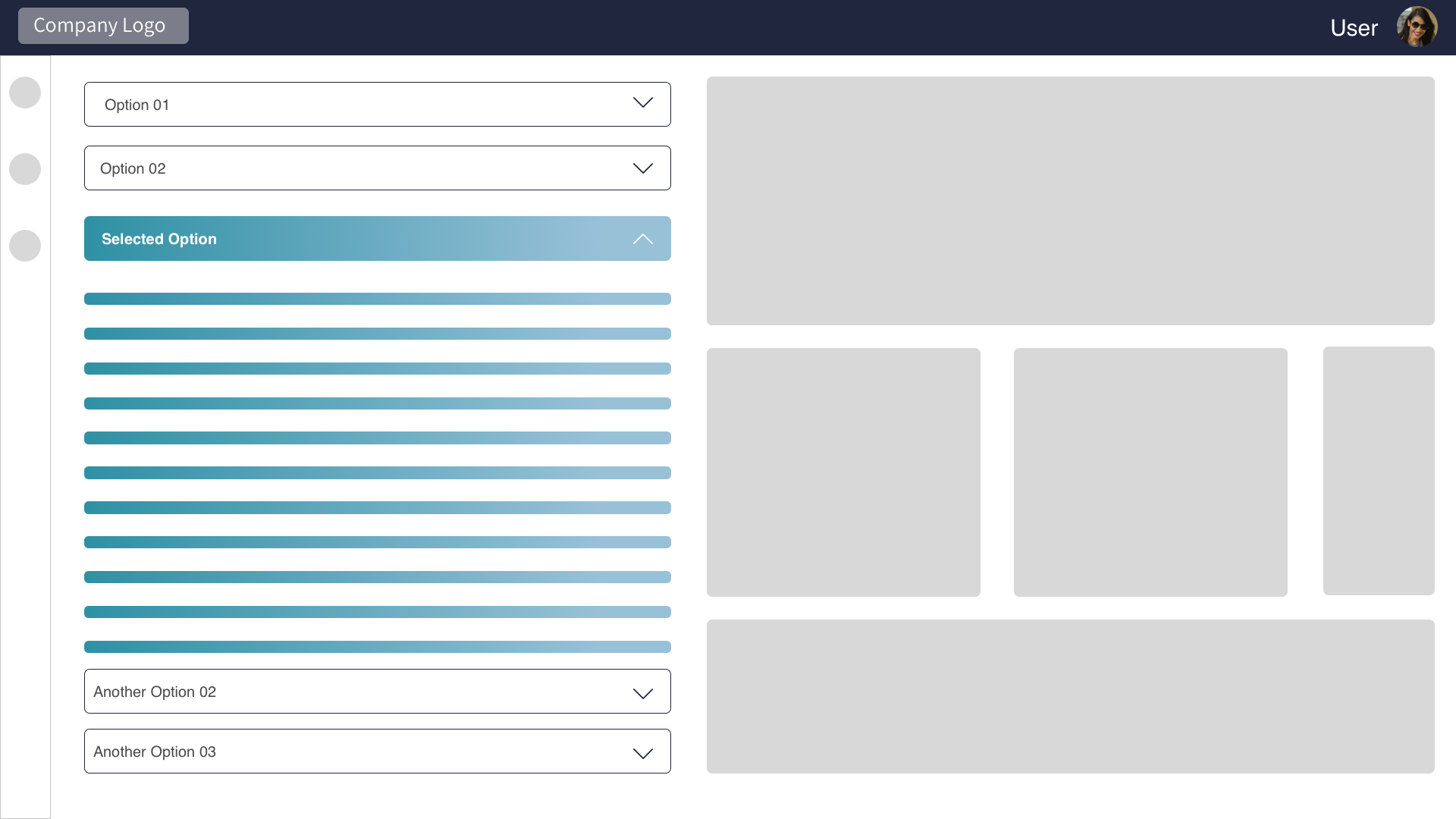Little details in UX design: Tabs vs  Accordions - UX Collective