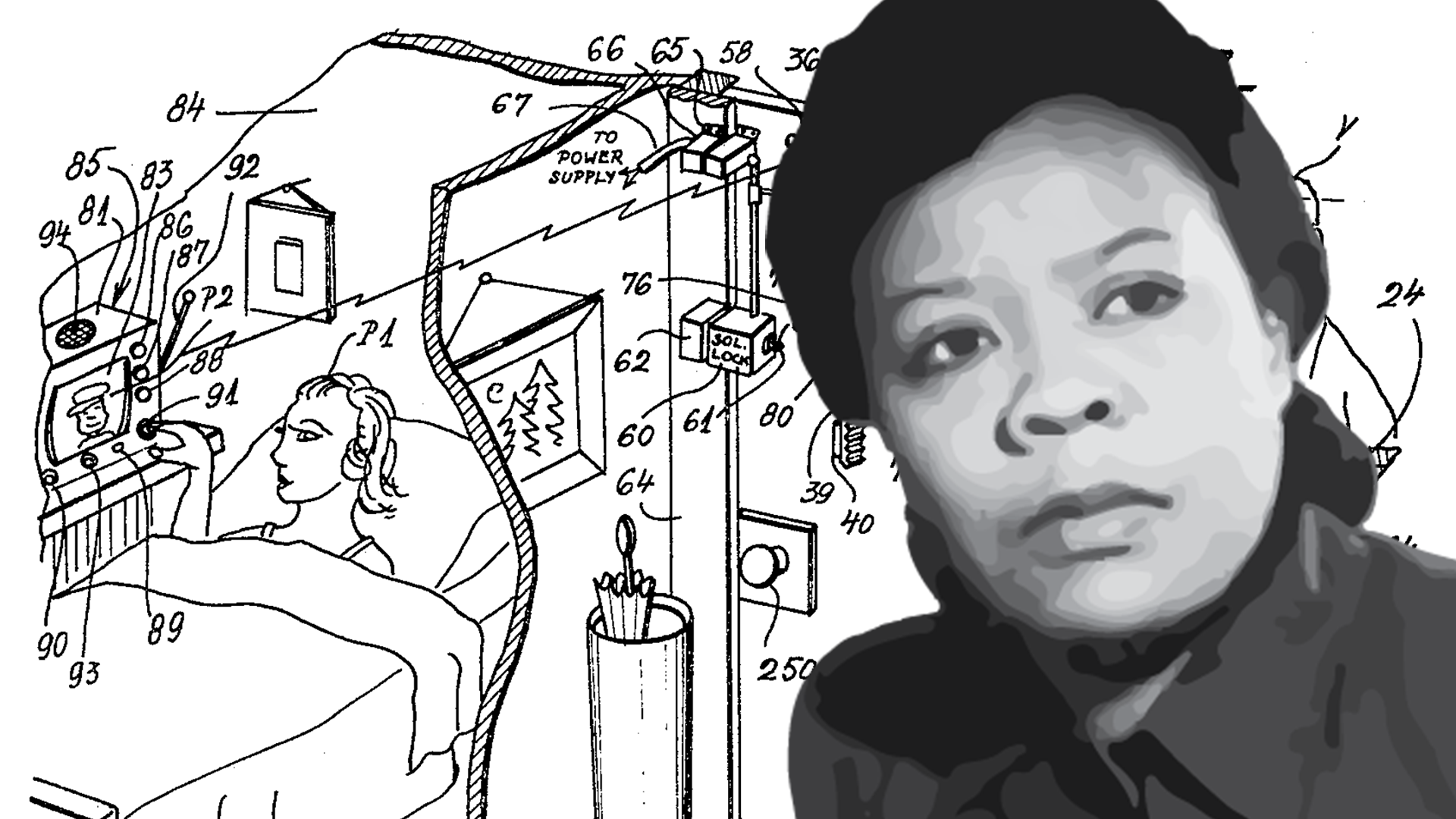 Watch This Black Nurse From Queens Invented The Basis Of The Home Security System By Timeline Timeline