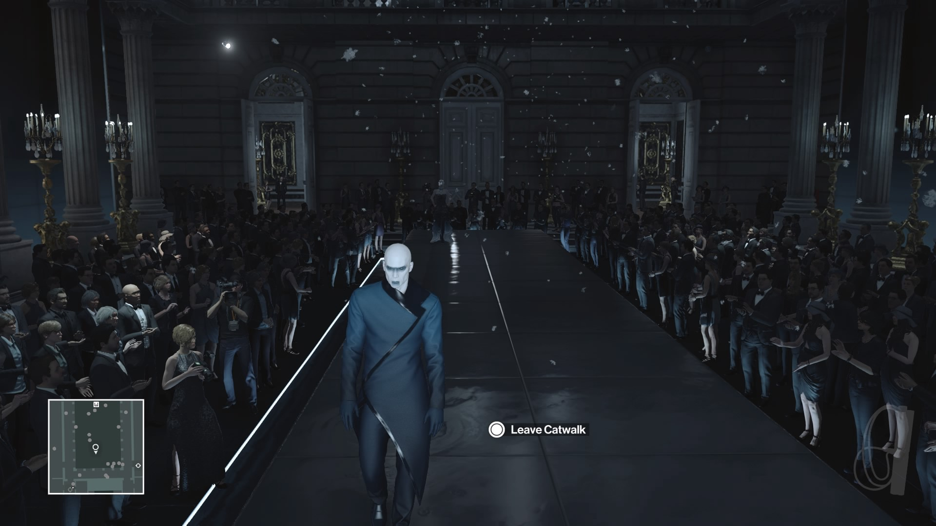 Hitman Paris Review Welcome Back 47 By Dzenan Suljevic Restaurant At The End Of The Universe Medium