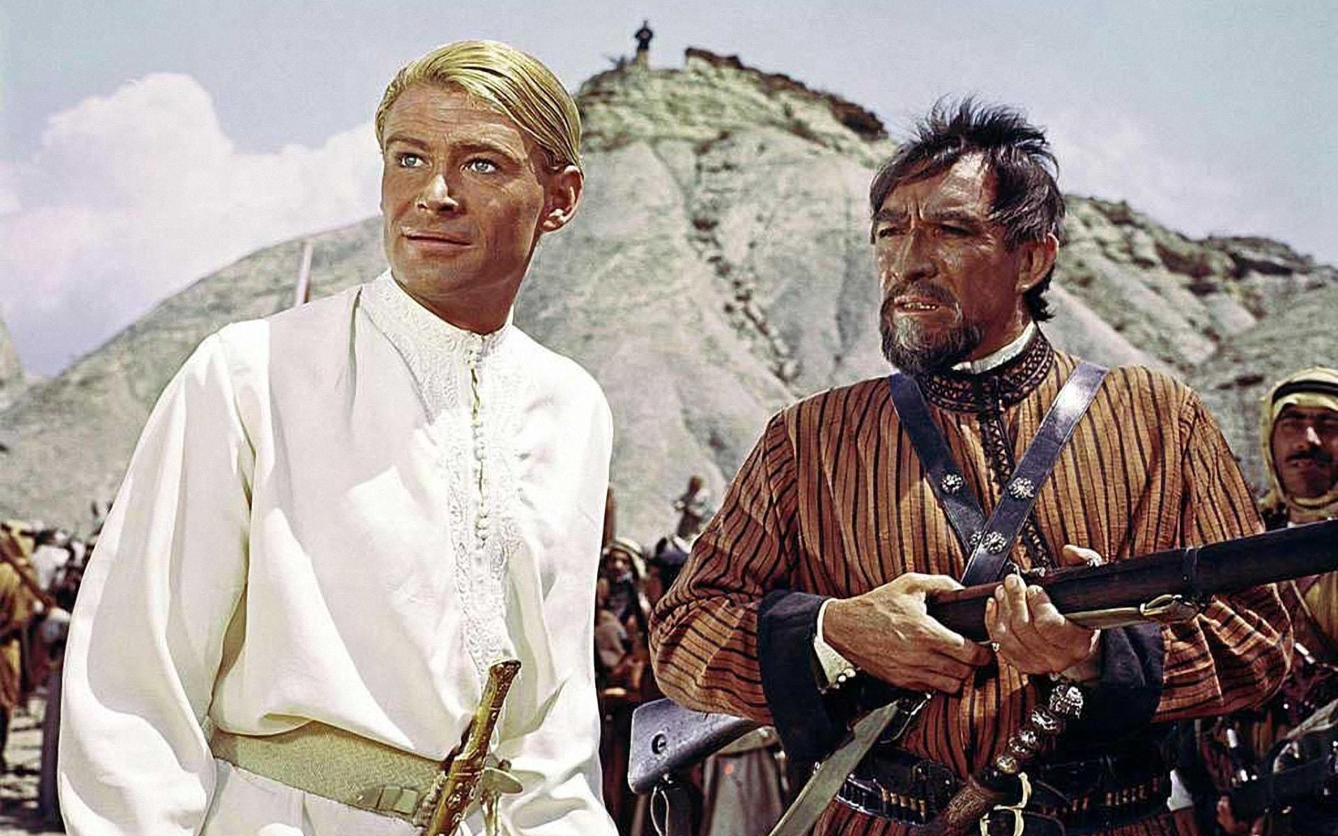 Lawrence of Arabia — The History of a Film | by Steve Newman Writer | Medium