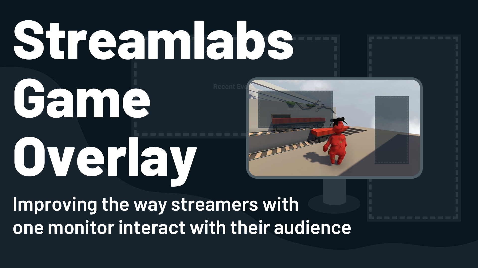 Streamlabs Game Overlay For Single Monitors Streamlabs Blog - gui designer for roblox by double trouble studio