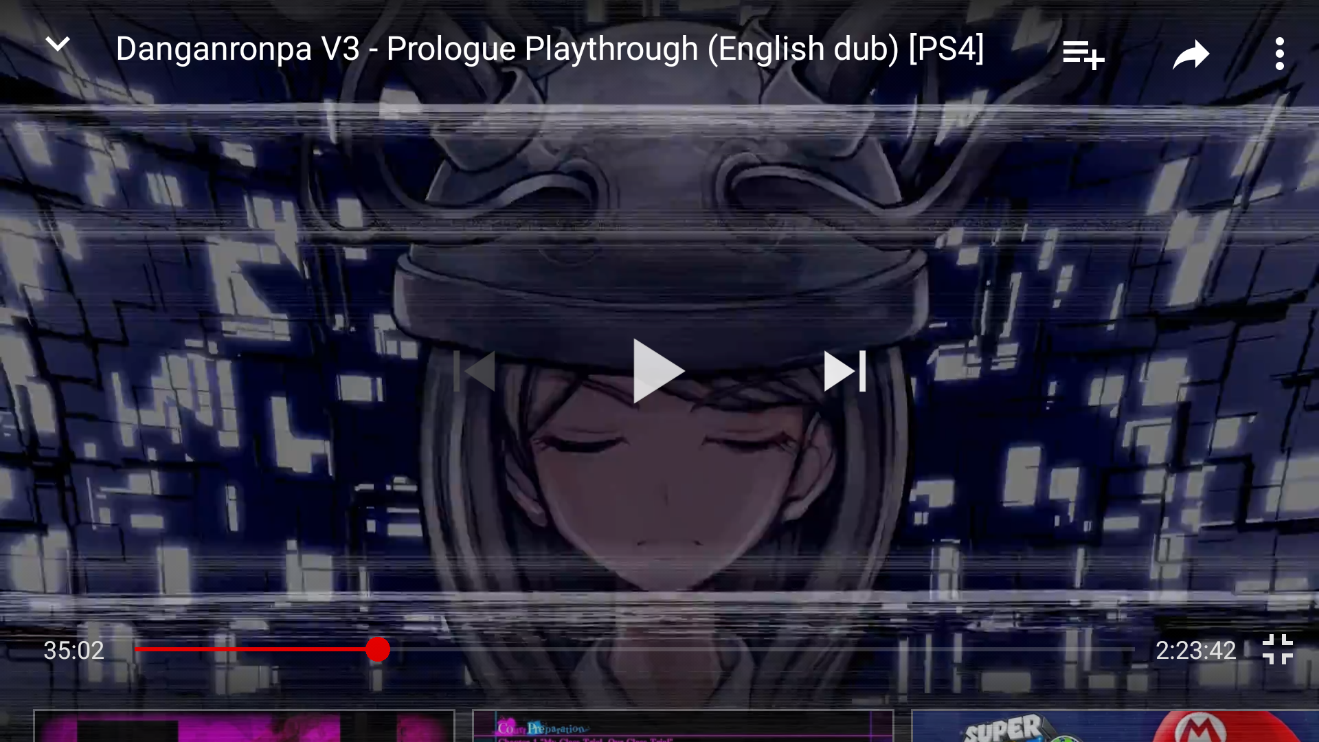 New Dangan Ronpa V3: Killing Harmony — Theory - Celeiro100