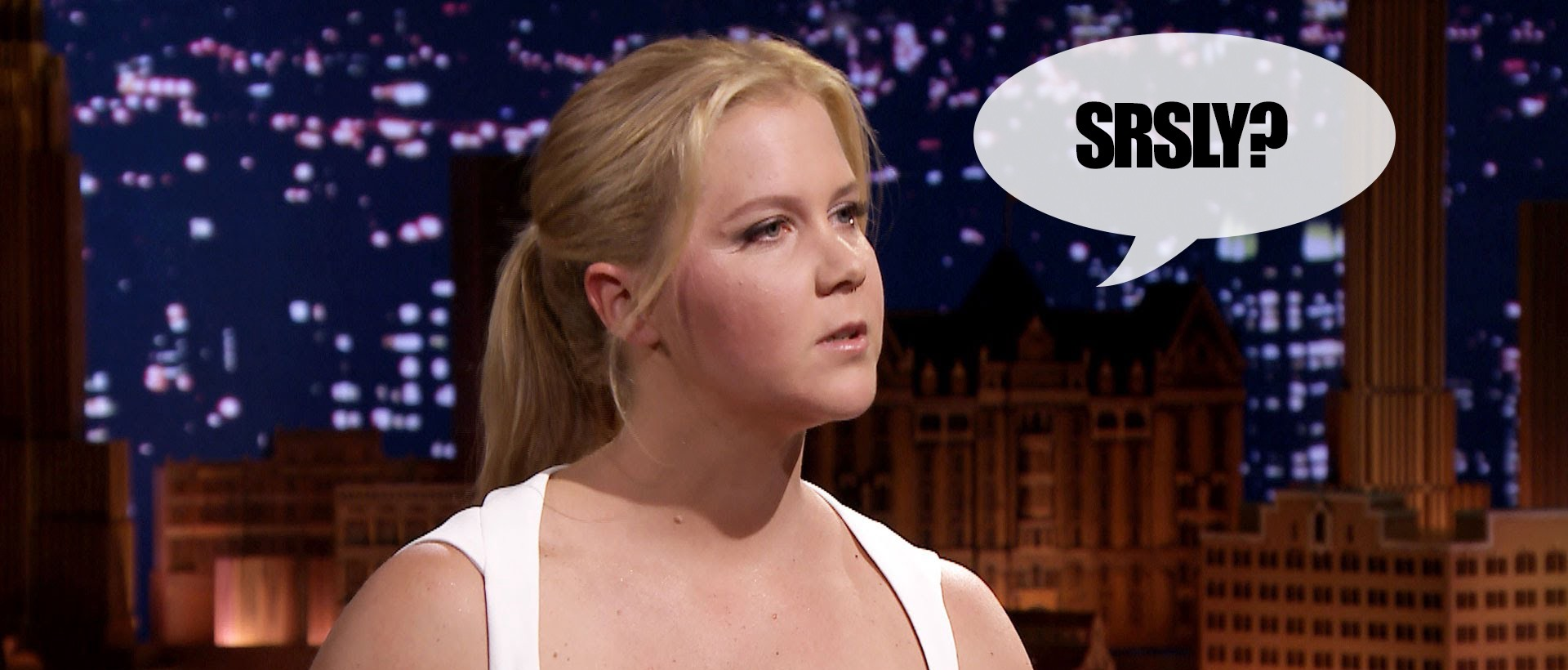 Amy Schumer Fucked amy schumer isn't fat enough for some feminists; making