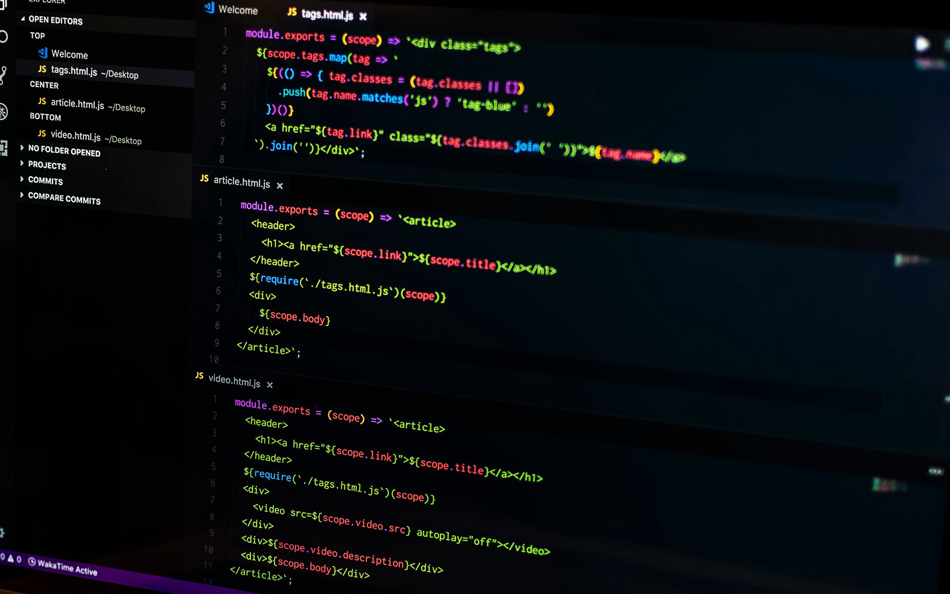 Setup A Visual Studio Code Development Environment With
