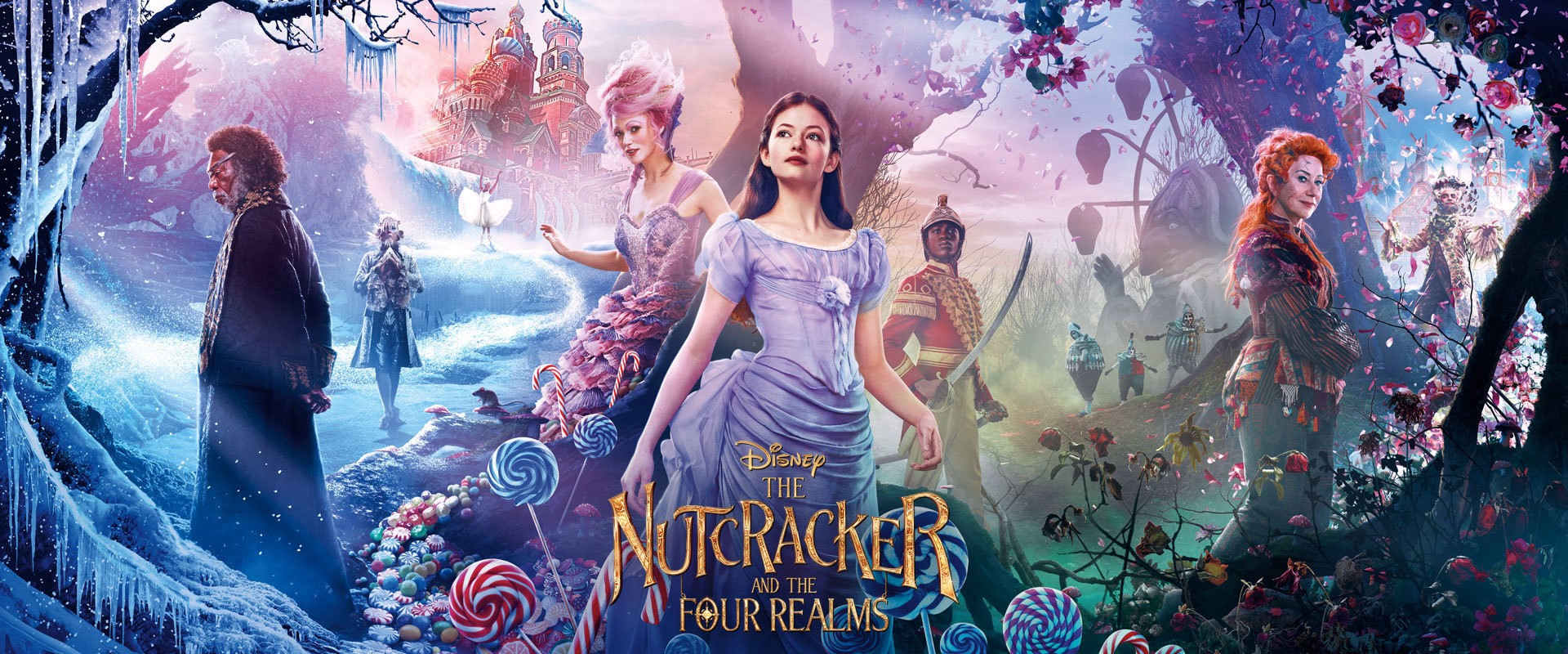 Film Review Disney S The Nutcracker And The Four Realms 2018 By Charing Kam One Reel At A Time Medium