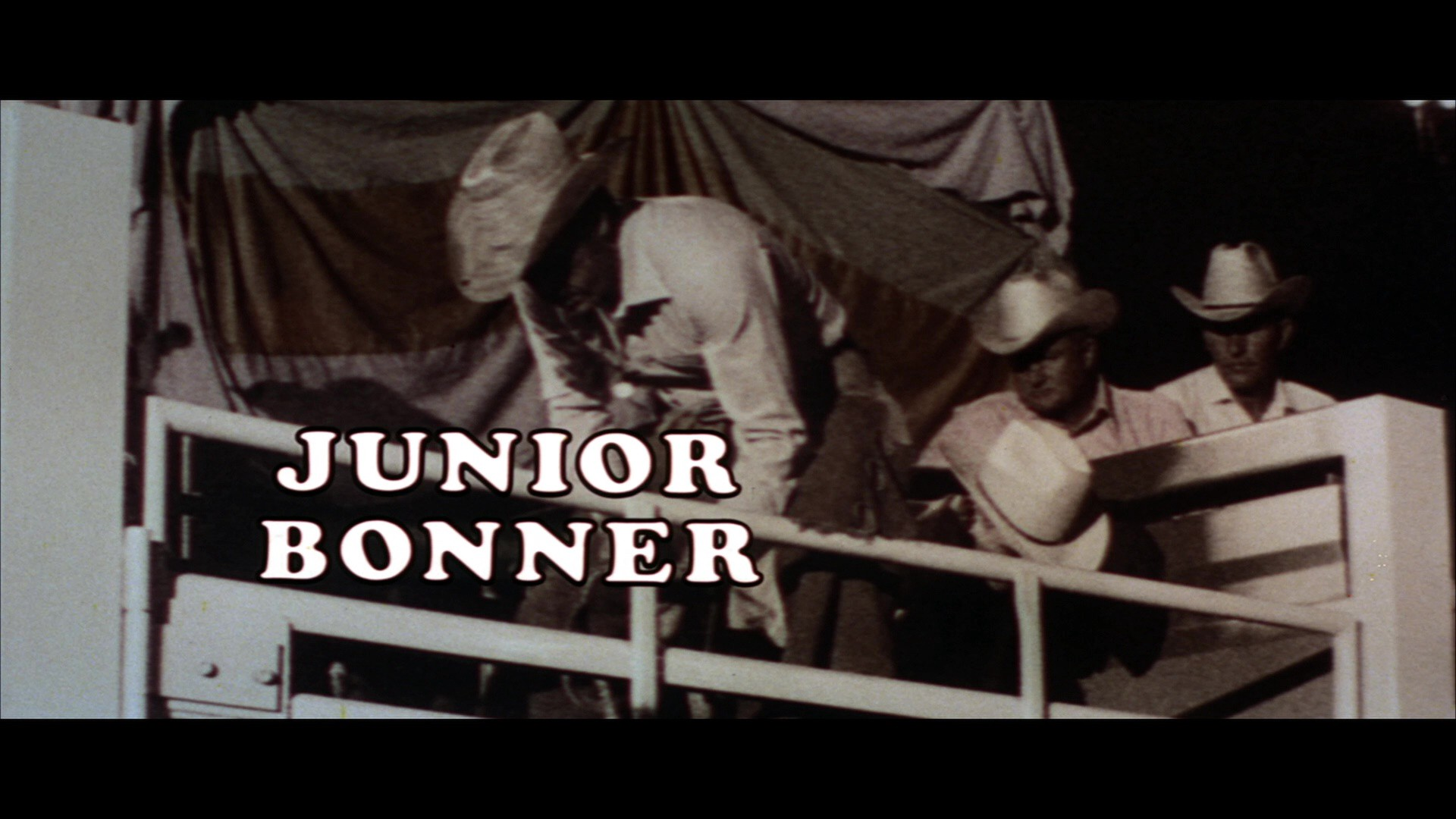 One Last Rodeo with JUNIOR BONNER (1972) - Cinapse