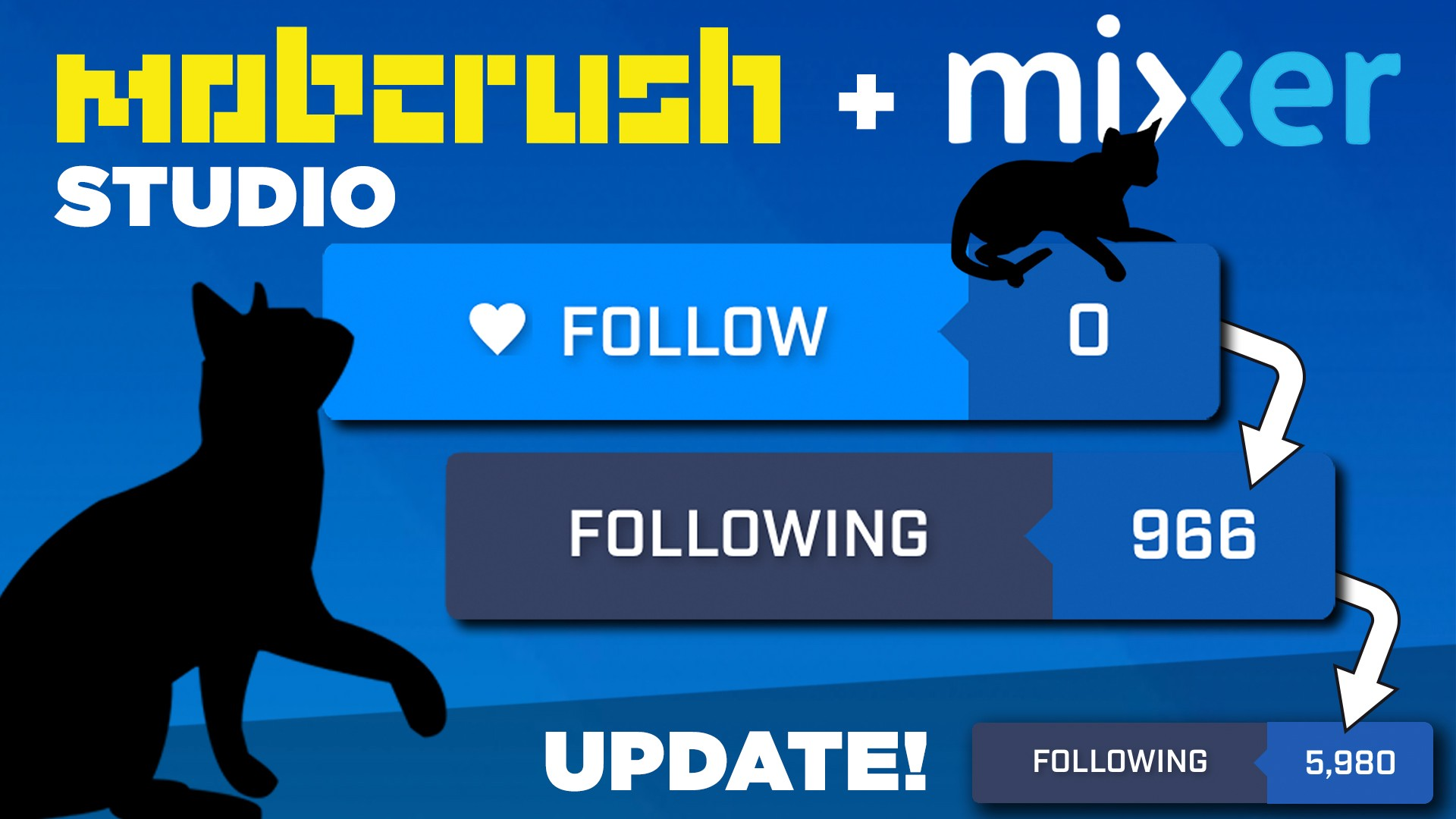 How one creator gained 900 followers on Mixer in less than a