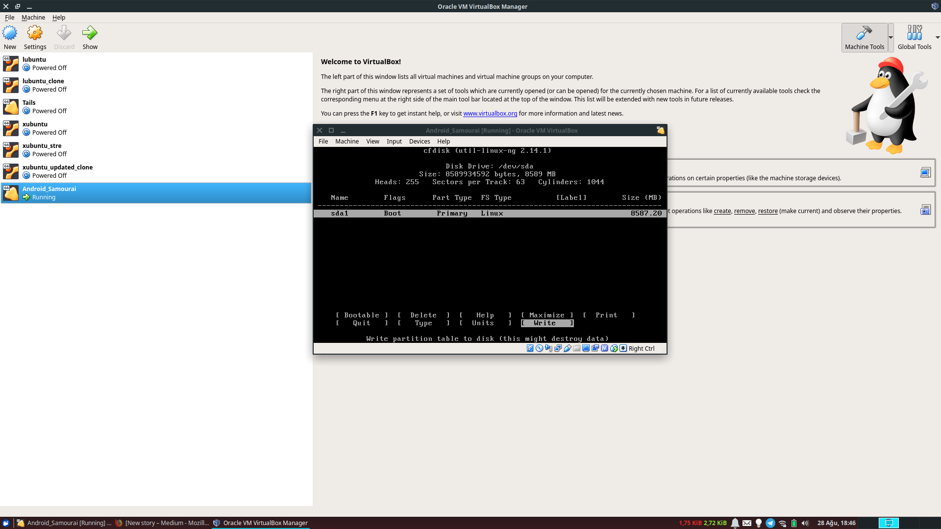 How to use Samourai Wallet on your PC + (route over TOR