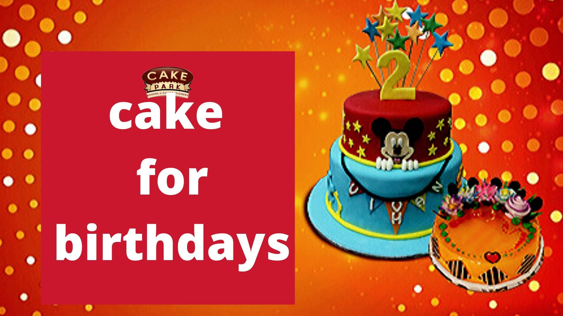 Which Is The Best Cake Delivery Service In Chennai By Cake Park Medium