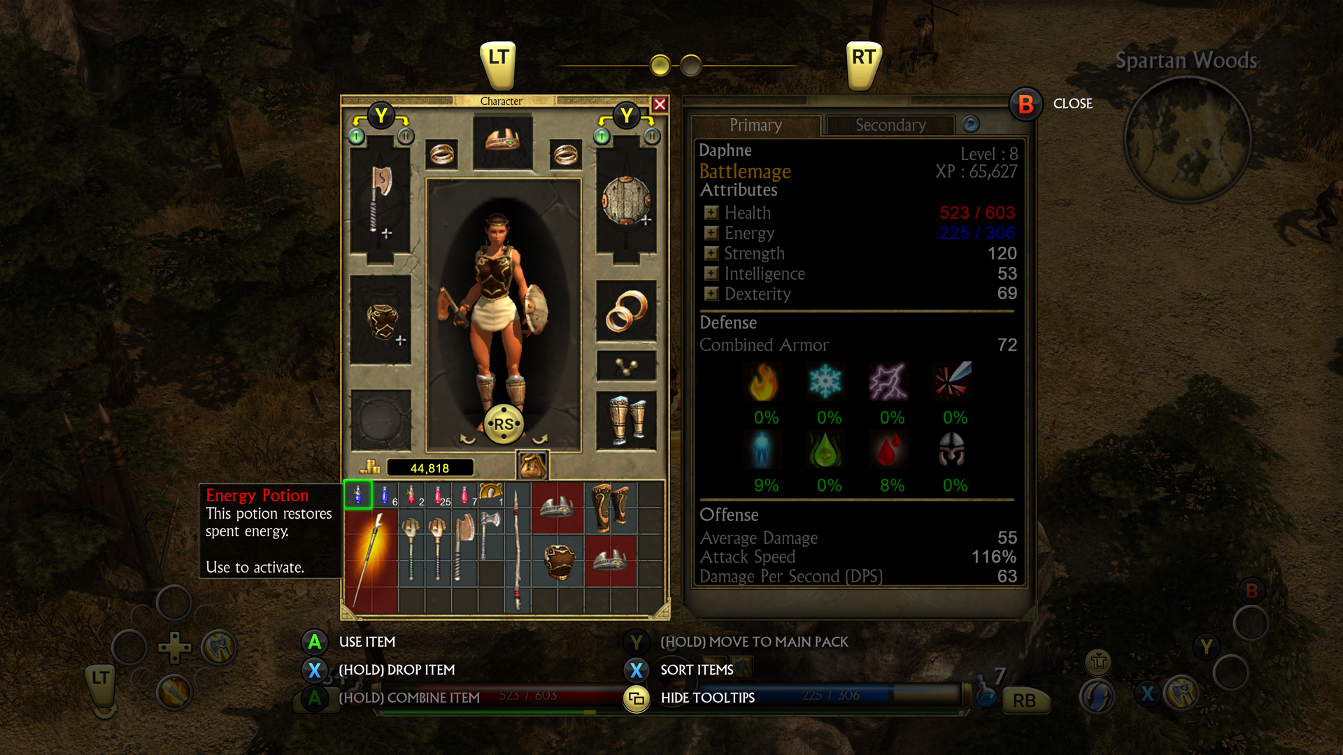 Titan Quest on Consoles is a Sad Thing - Alex Rowe - Medium