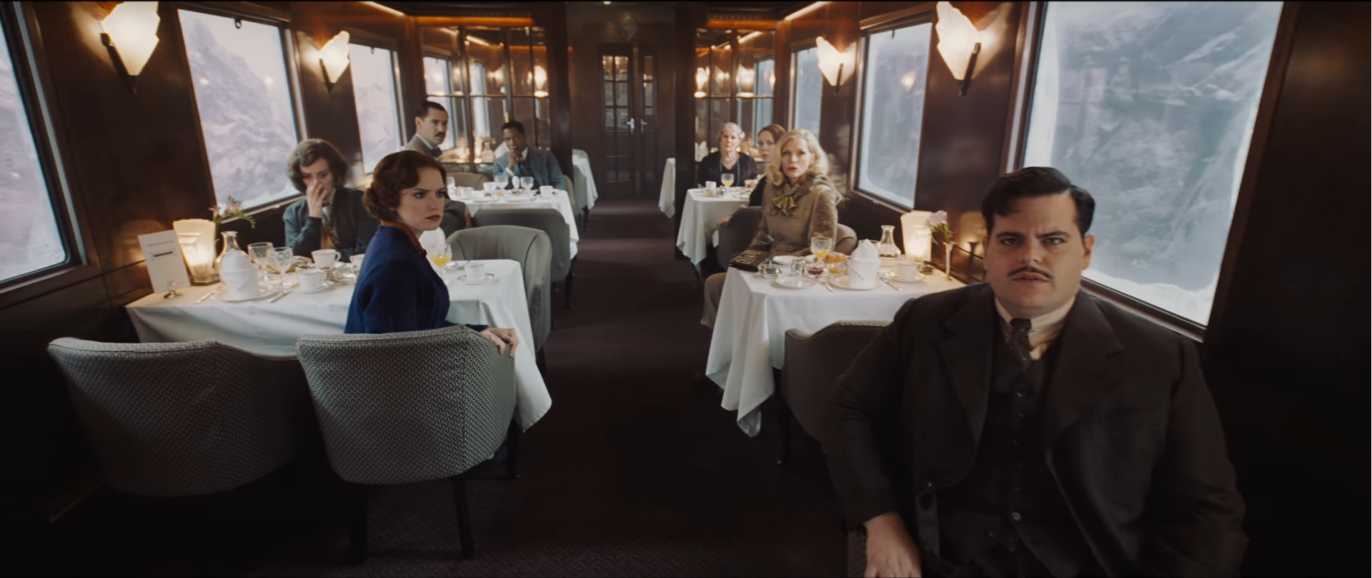 Movie Review Murder On The Orient Express 2017 By Bryson Roberts Medium