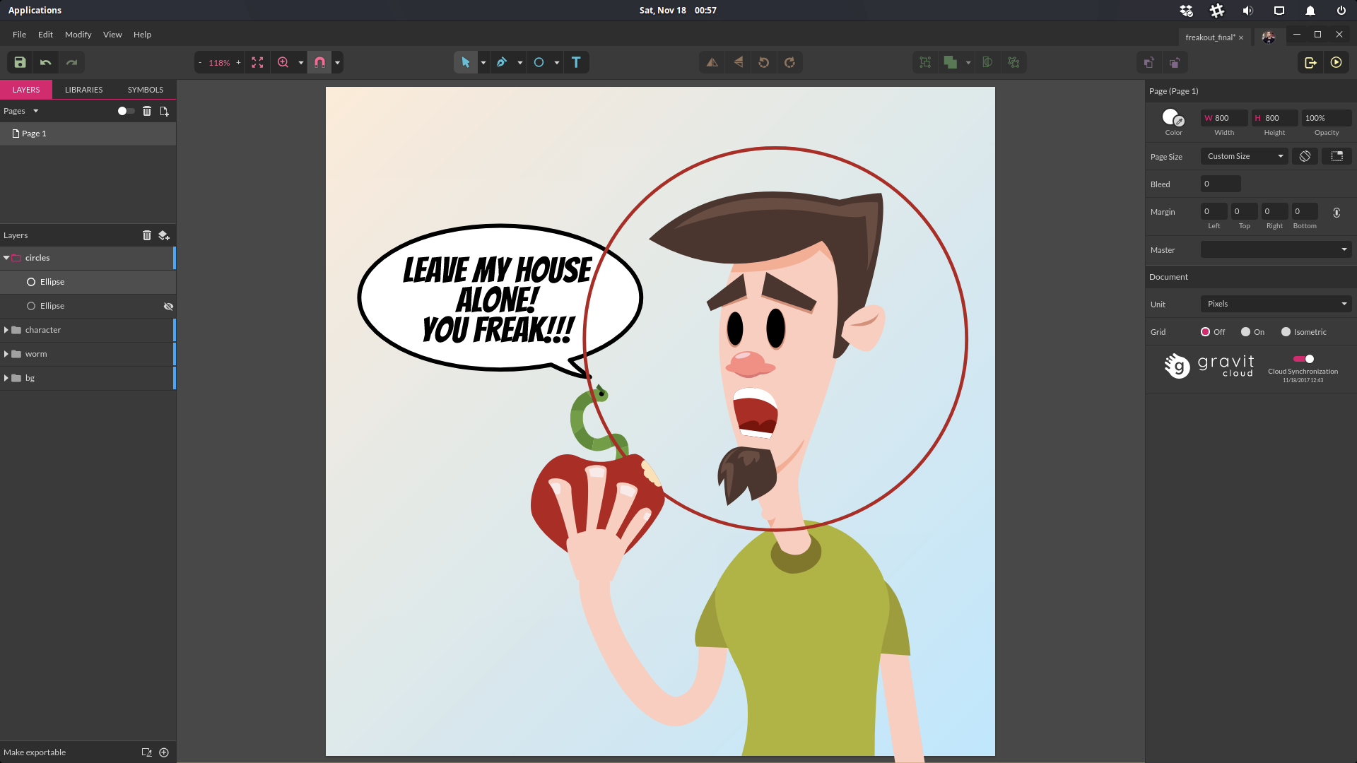 See what People have created with Gravit Designer #3