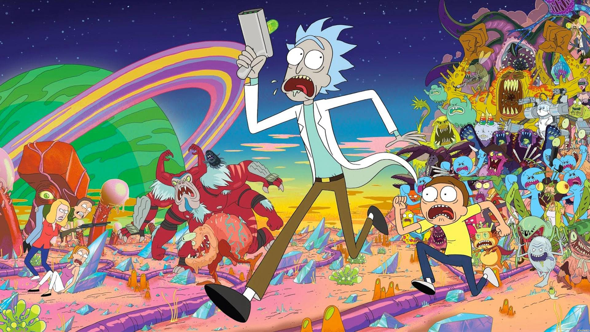 """The Music of """"Rick And Morty"""": A Content Analysis - All"""