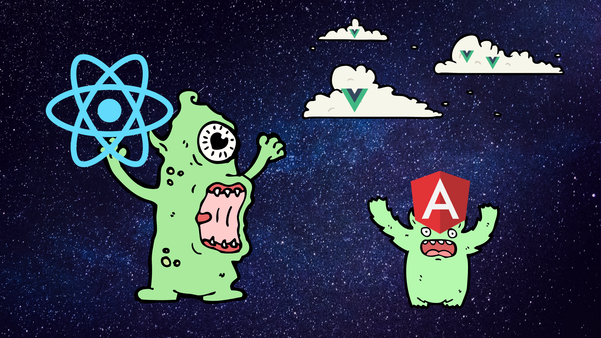 Is Angular dying because of React? - ITNEXT