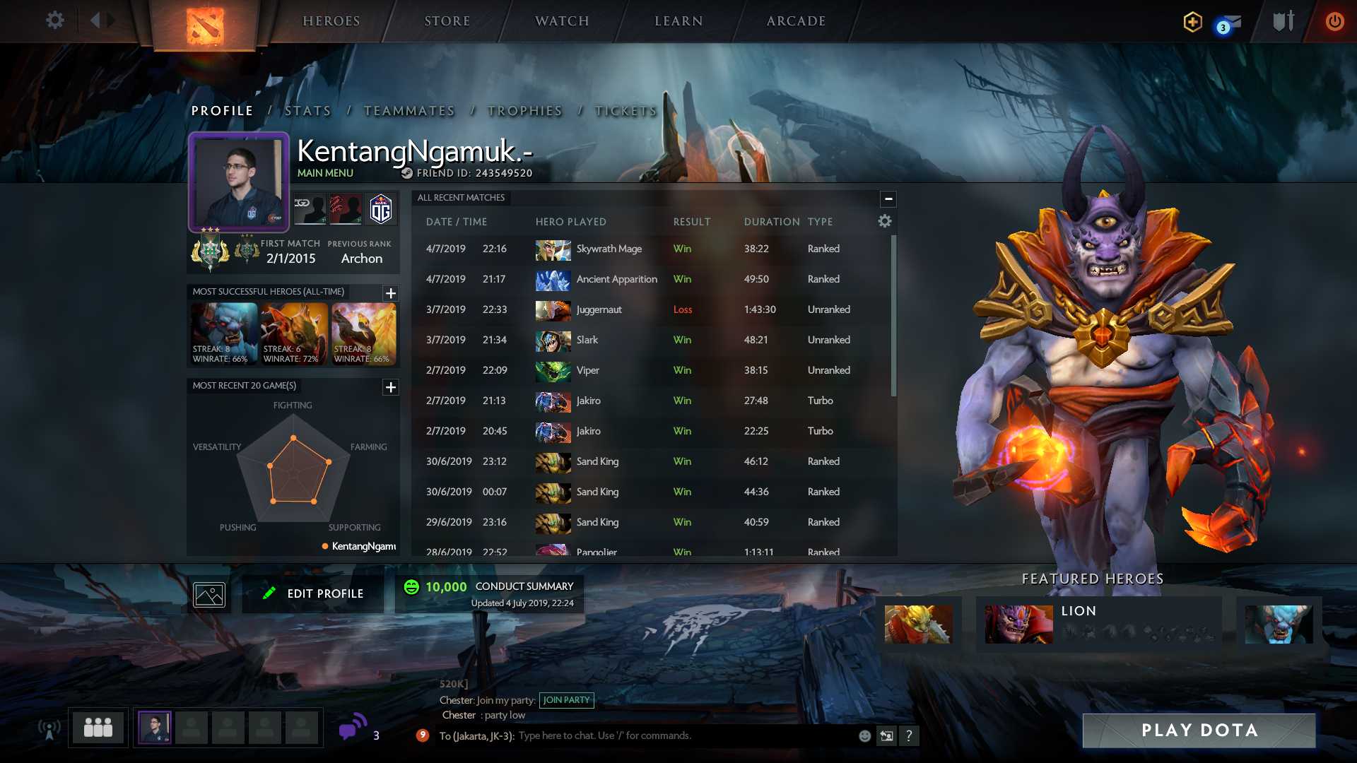Dota 2 Tips And Trick Series Part 1 How To Survive In Crusader And Archon Bracket As Role Support By Hisyam Fadhil Medium