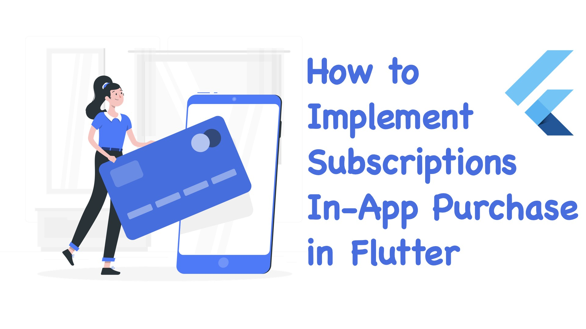 How to Implement Subscriptions In-App Purchase in Flutter