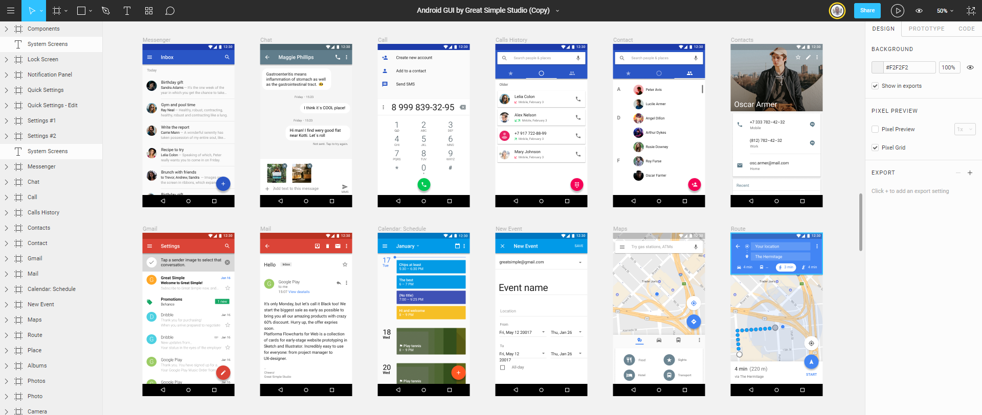Figma Ui Kits For Web Mobile Hello Everyone These Days I M Trying By Ahmed Ali Medium
