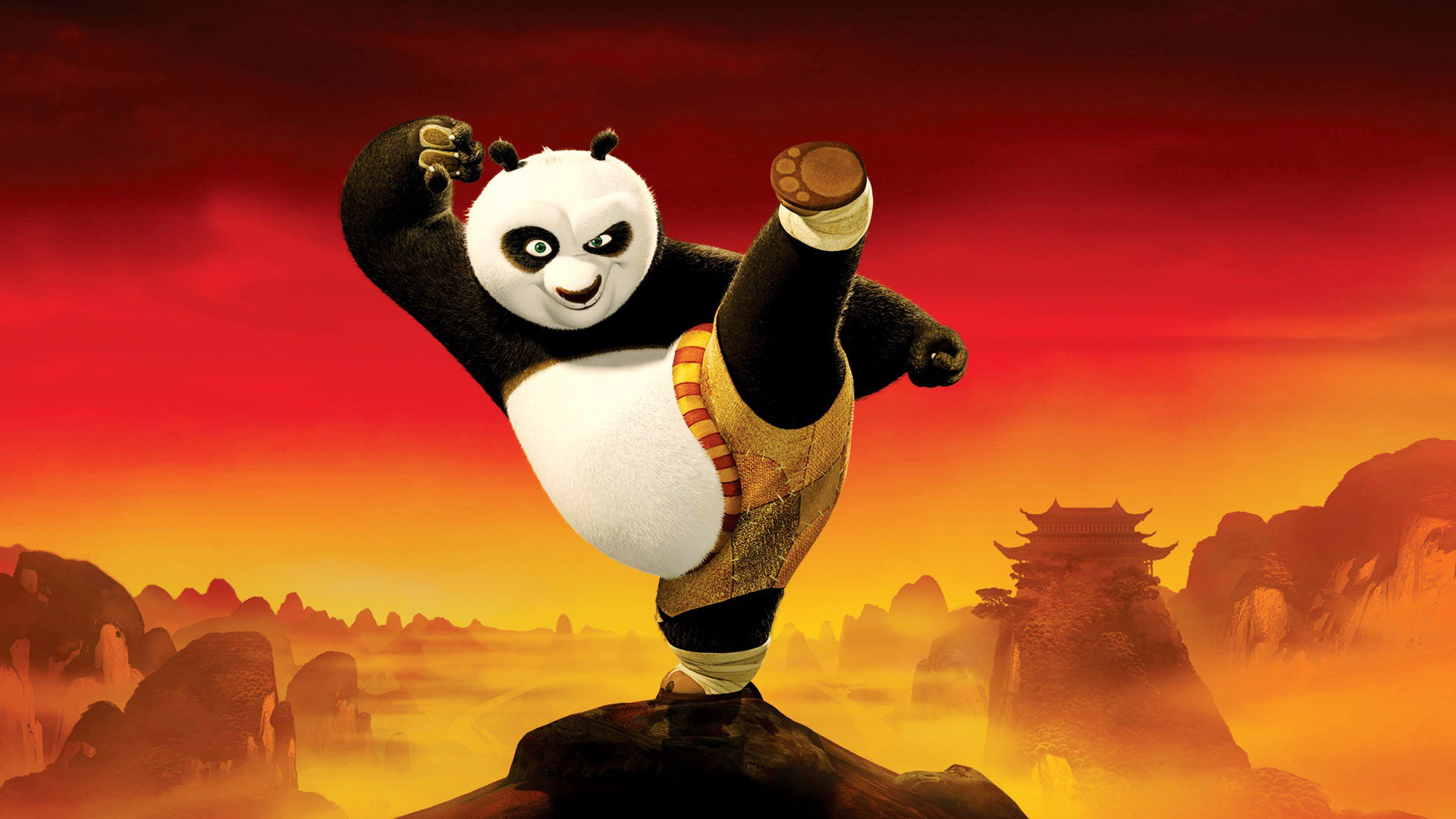 The Panda Fulfills His Destiny An Overanalysis Of The Kung Fu Panda By Brenna Siver Cosgrrrl
