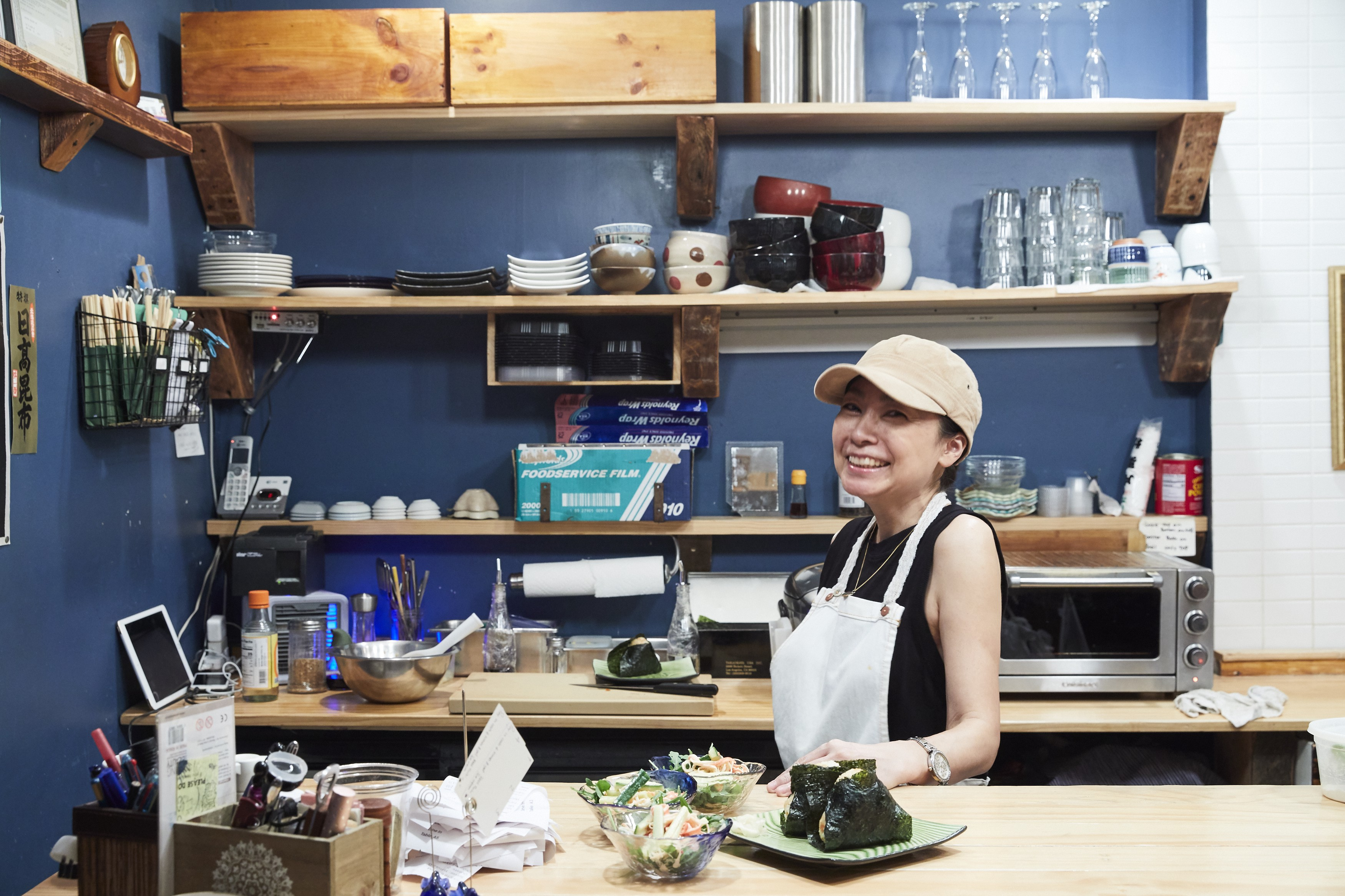 Yumika Parsley Opened a Harlem Restaurant 'for Survival'