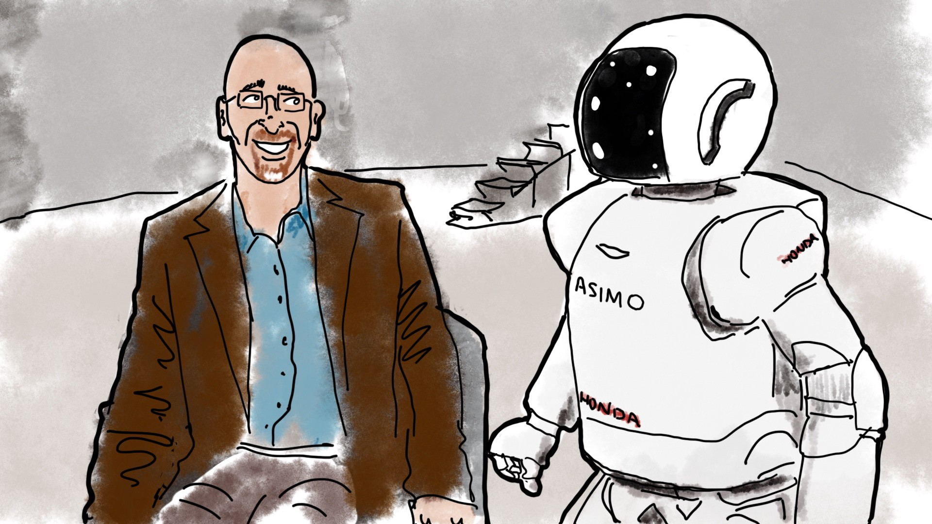 Say Hello to Our Disappointing Robot Future - Lance Ulanoff
