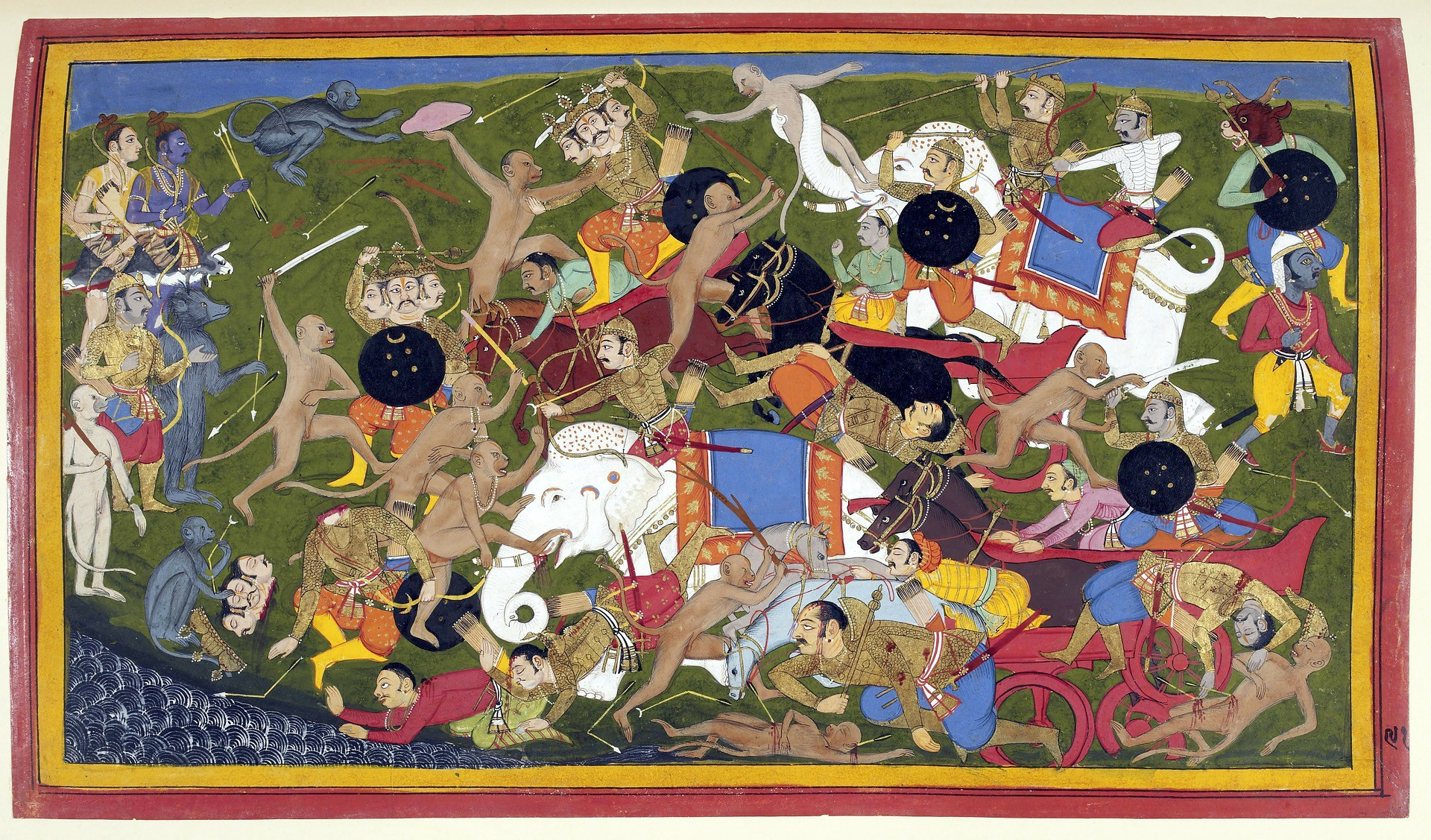 Psychological and Spiritual Significance of Ramayana