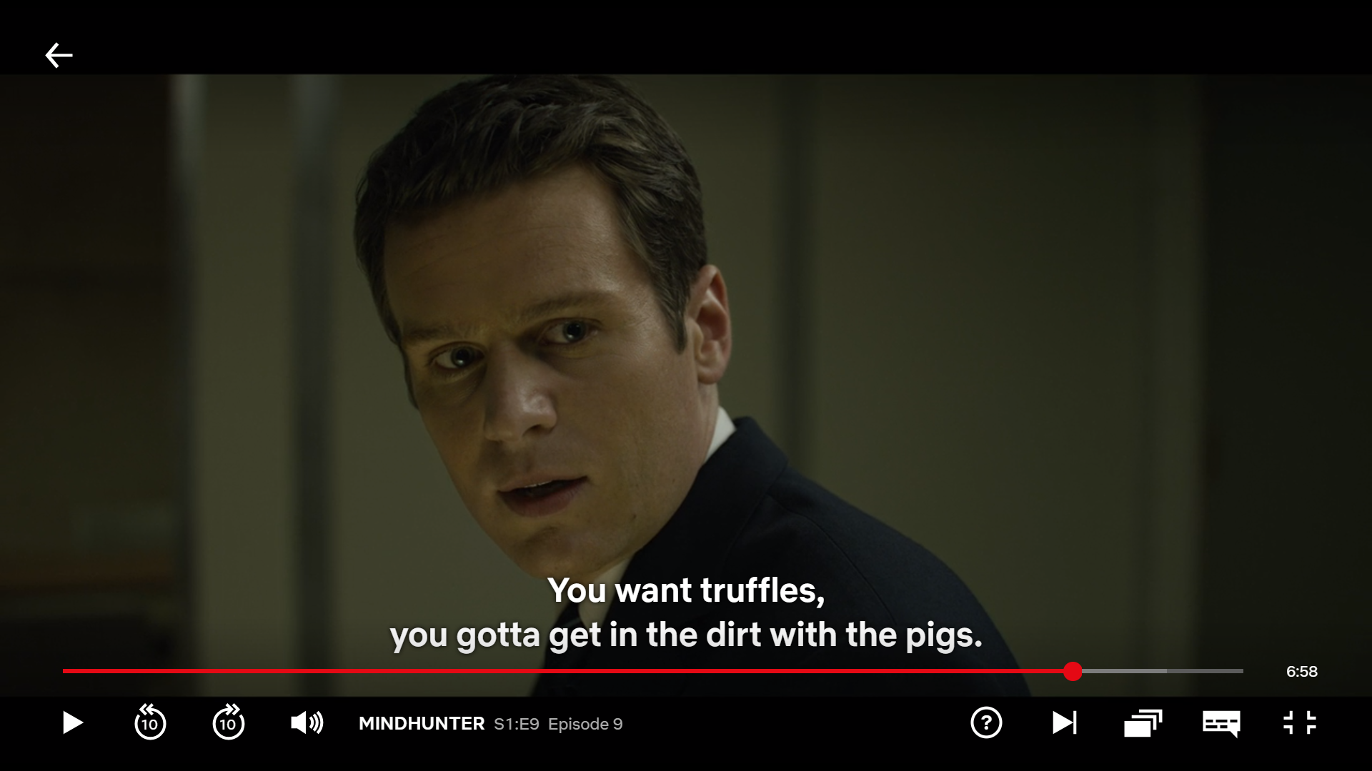 Mindhunter, Manhunt: Unabomber and the Themes of the Serial