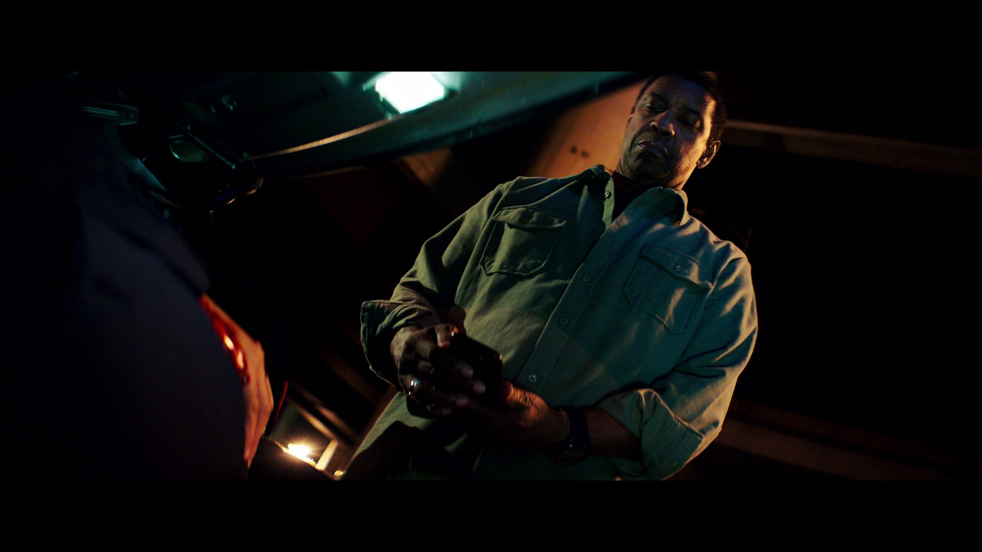 The Equalizer 2 2018 Blu Ray Robert Mccall Serves An Unflinching By Dan Owen Frame Rated Medium