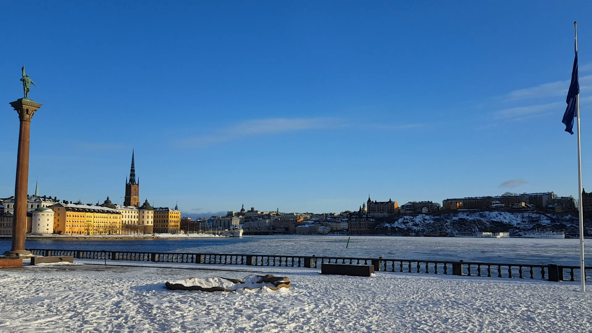 Stockholm In The Winter Stockholm In Sweden Or The Venice Of By Andreia Goncalves Medium
