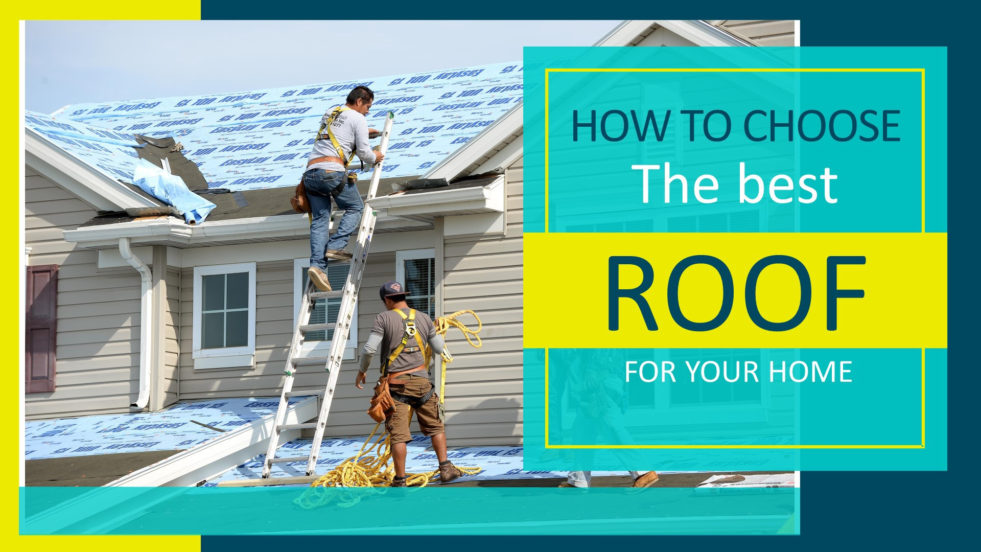 8 Tips To Help Homeowners Choose The Right Roofing