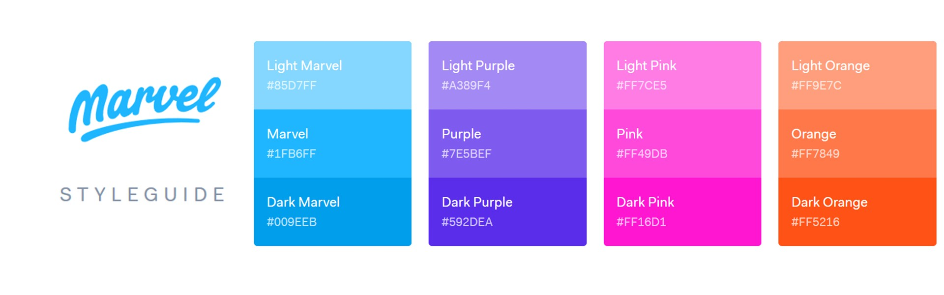 Design Style Guides to learn from in 2019 - UX Collective