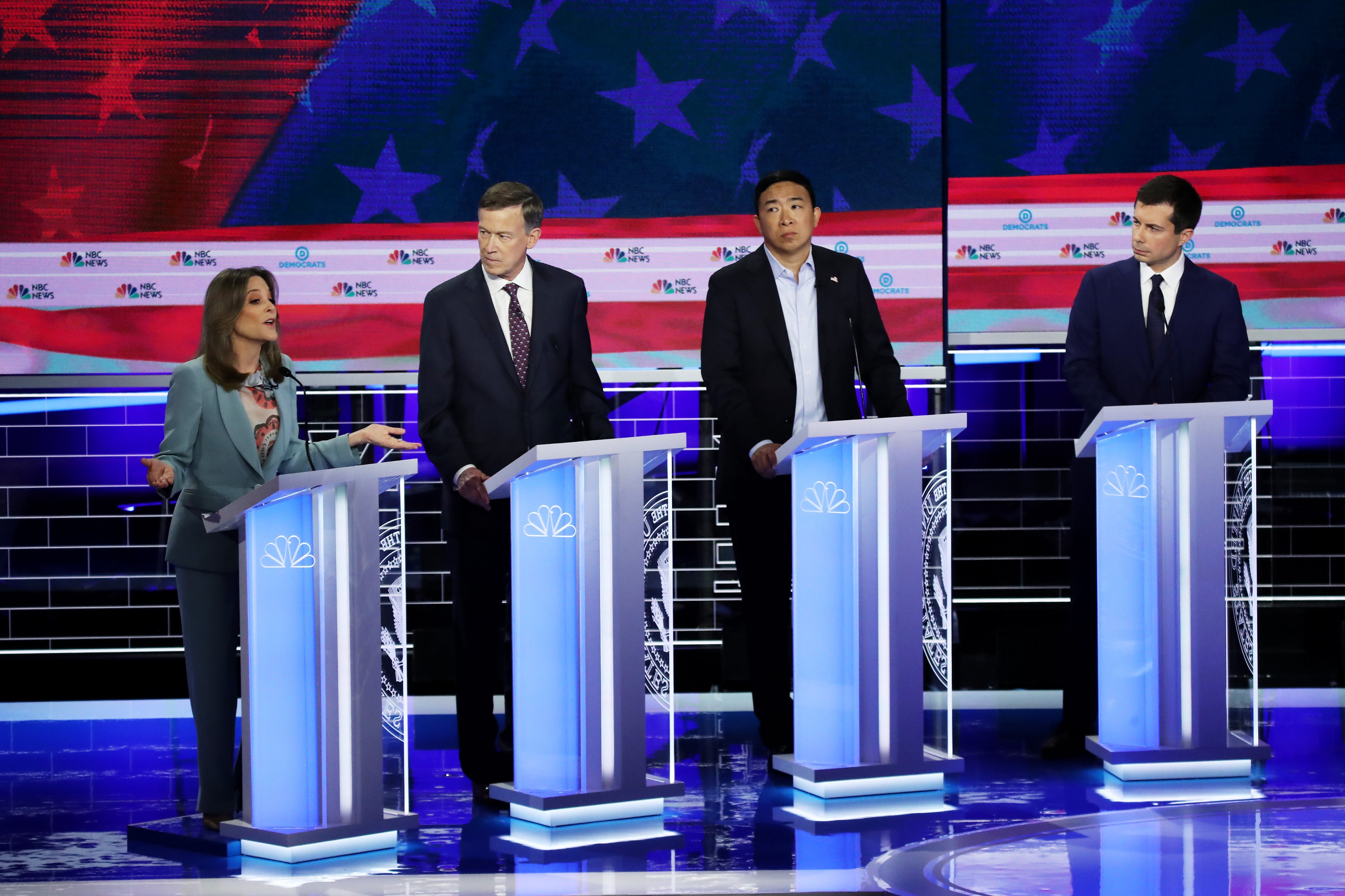Should Marianne Williamson Be on the Debate Stage?