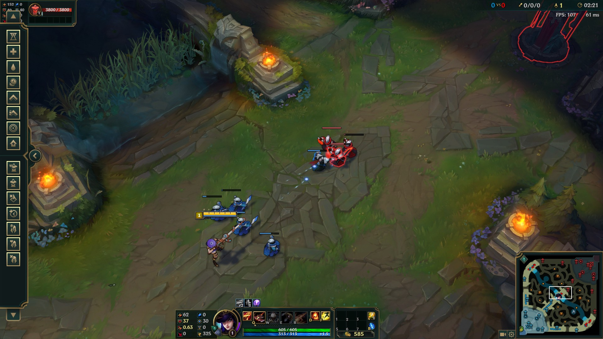 The Necessary Evil: Use of Sexualisation in League of