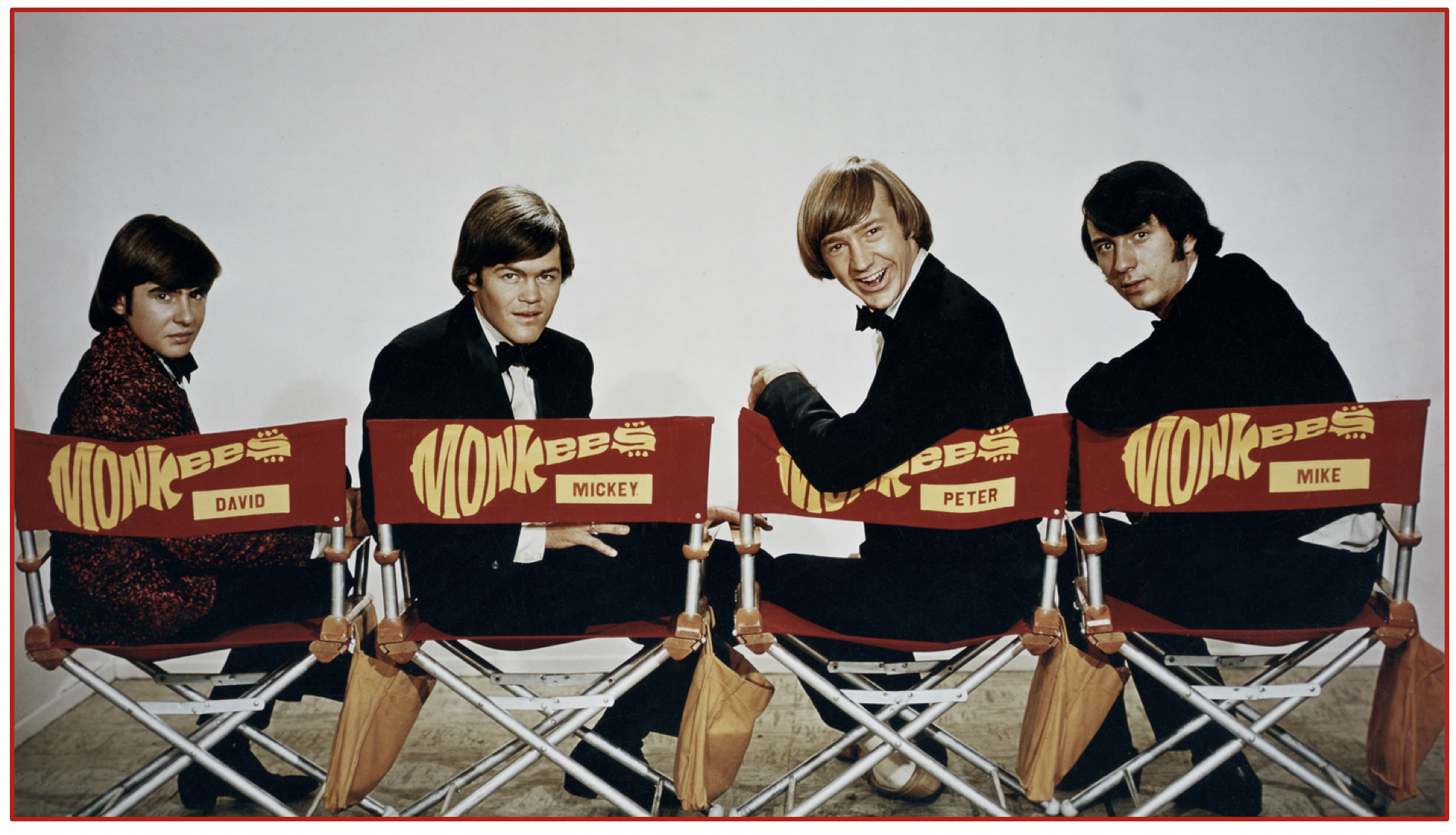 The Monkees Saw the Future 50 Years Before it Arrived in the