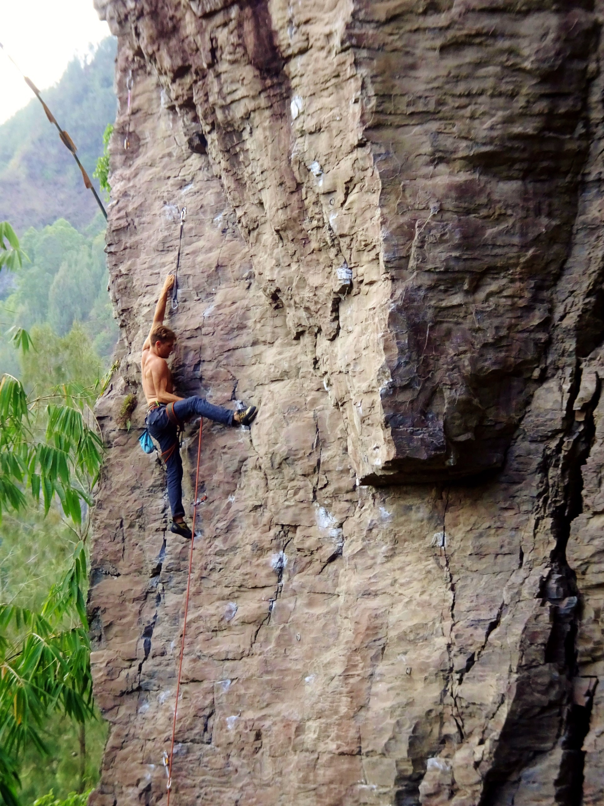Rock Climbing In Bali This Is A Post Written Out Of A Pure By Jack Lyons Adventure In My Veins Medium