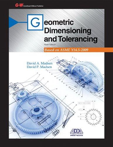 PDF [DOWNLOAD] Geometric Dimensioning and Tolerancing